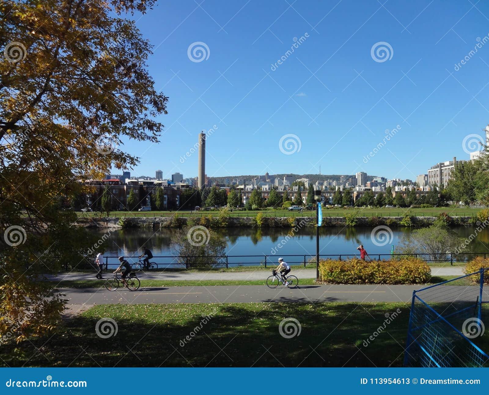 Ciudad DE Montreal Canadà ¡ Stad van Montreal Canada