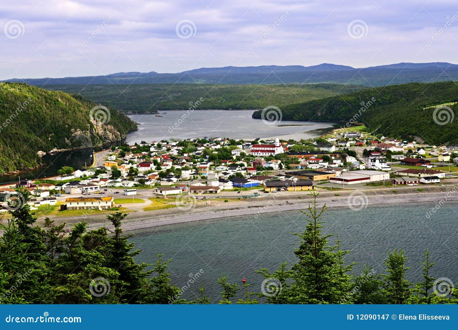 Ciudad de Placentia en Terranova