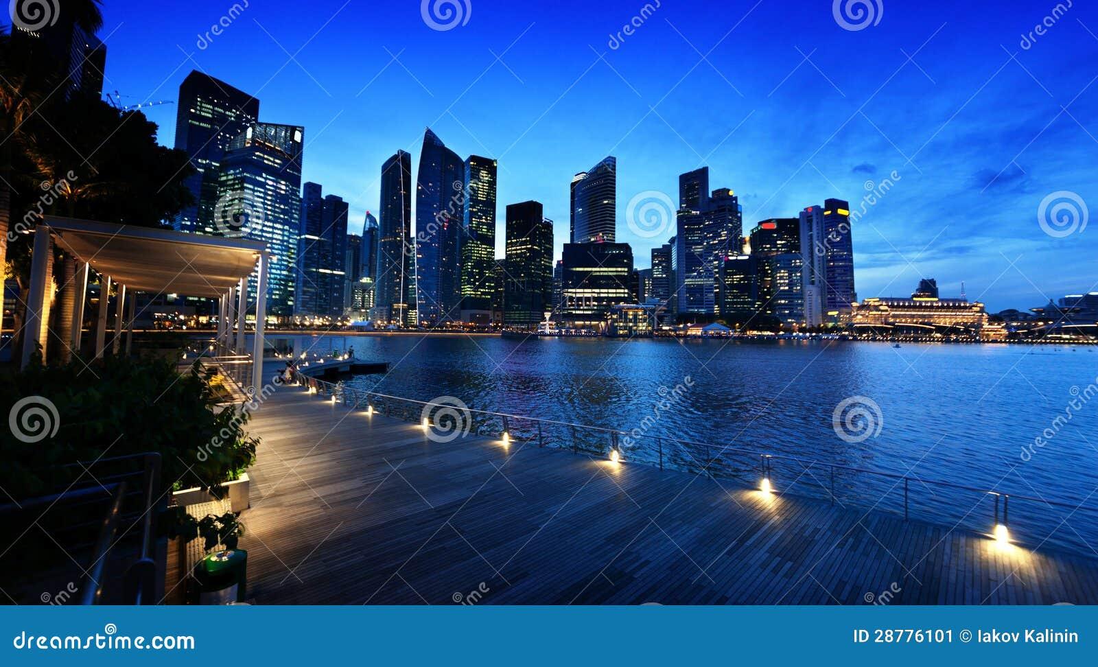 Ciudad de Singapur