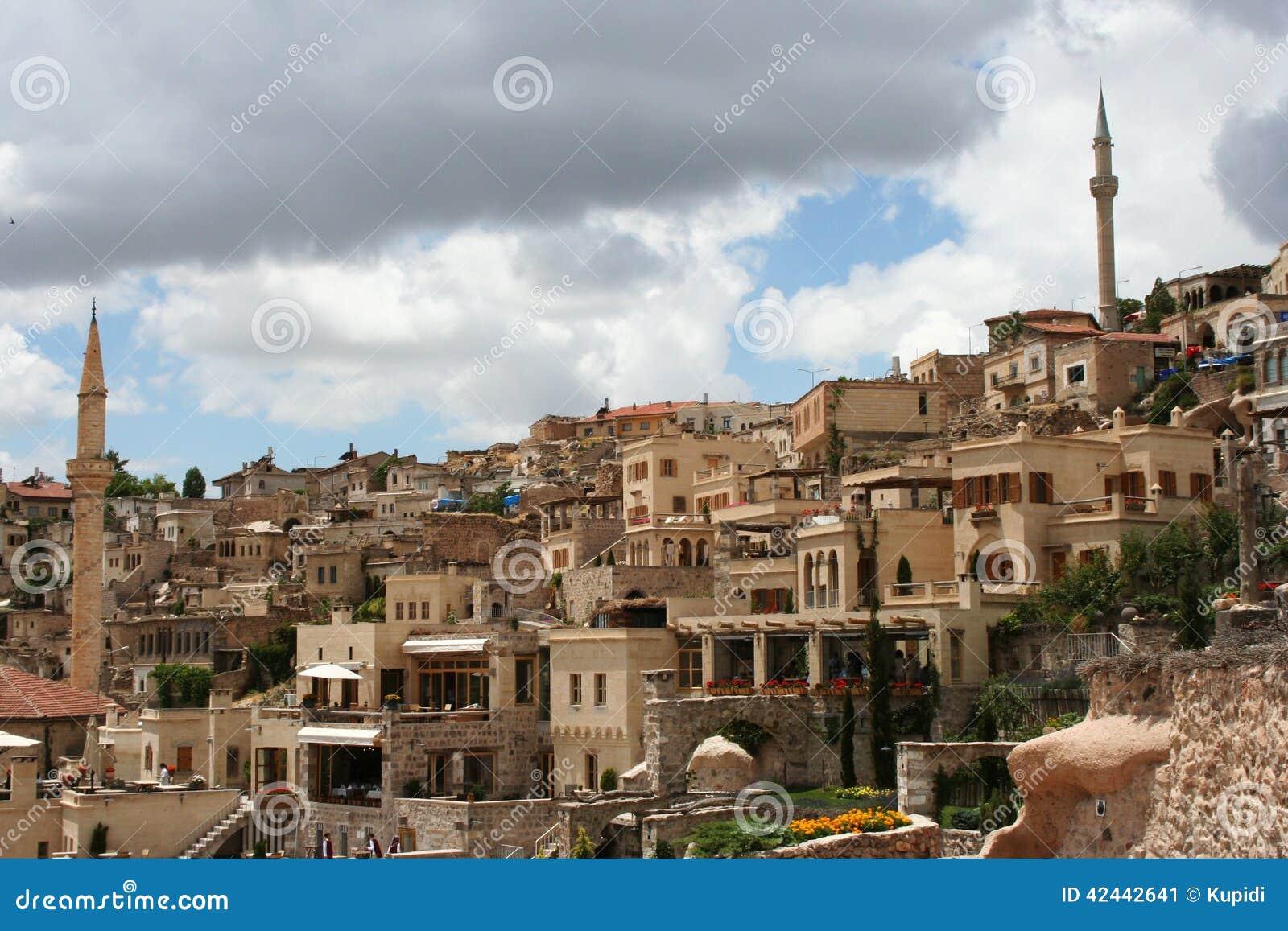 Ciudad de Uchisar