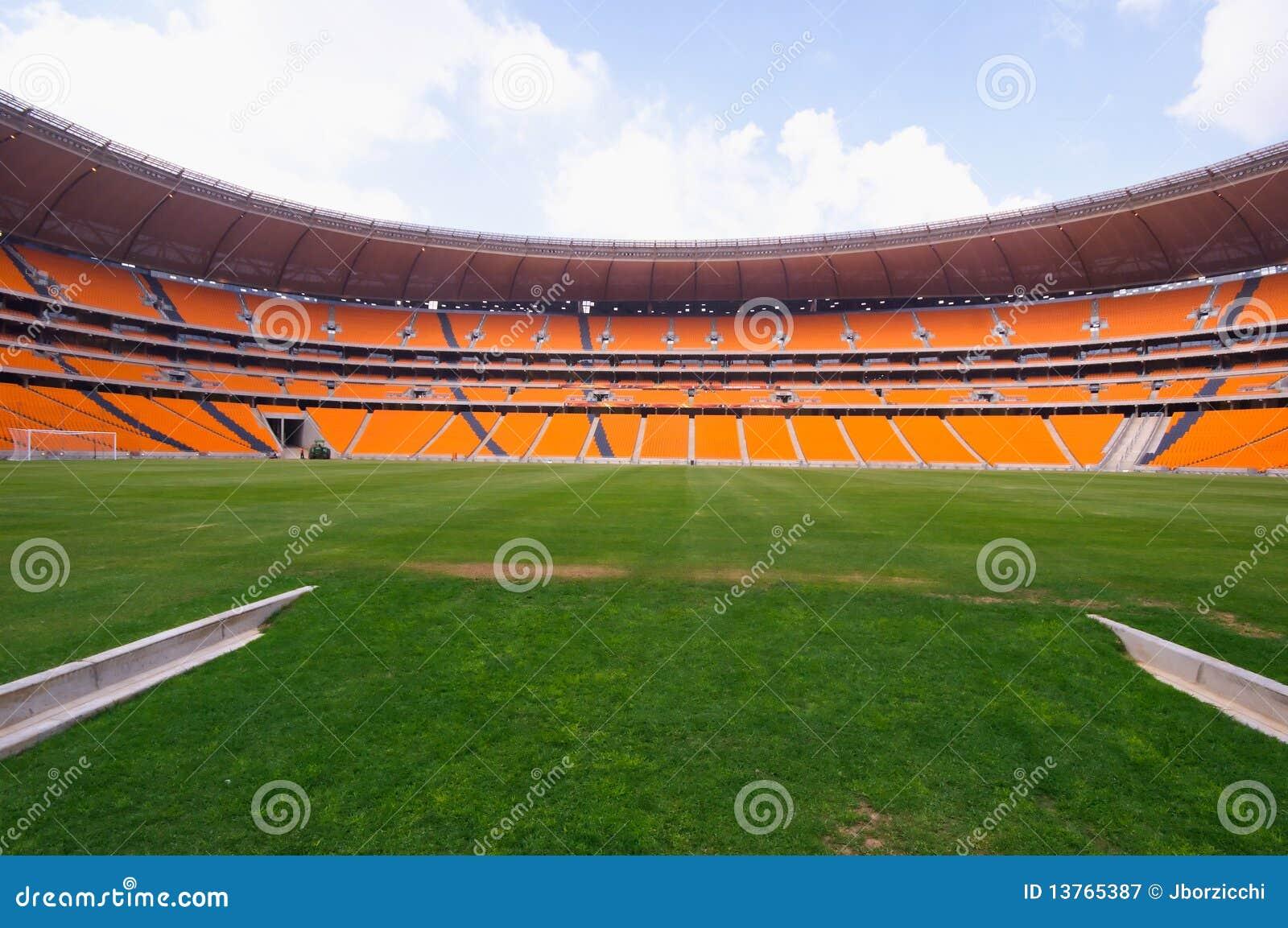 Ciudad del fútbol, Johannesburg
