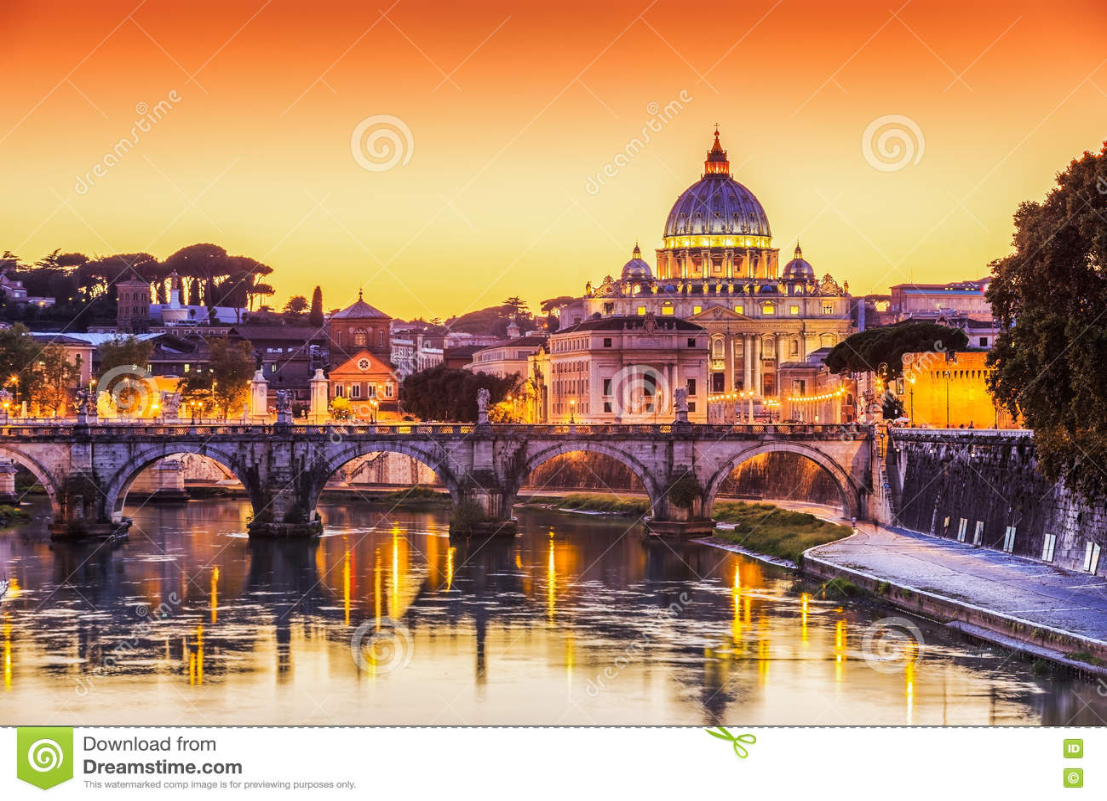 Ciudad del Vaticano, Roma Italia