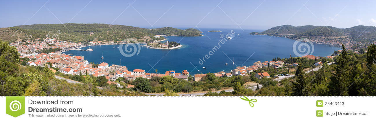 Ciudad del Vis, Croatia
