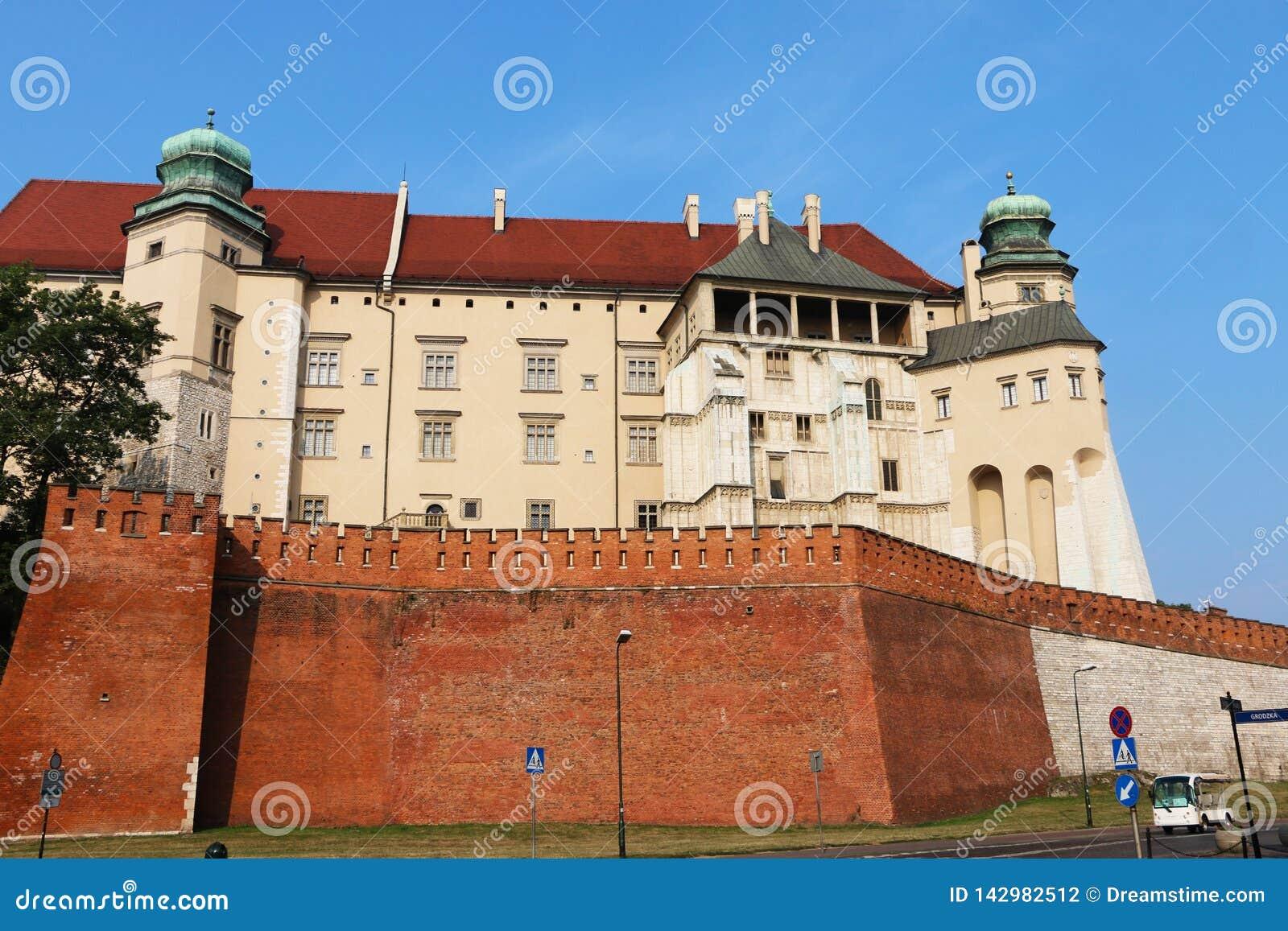 Ciudad histórica de Kraków en el corazón de Polonia