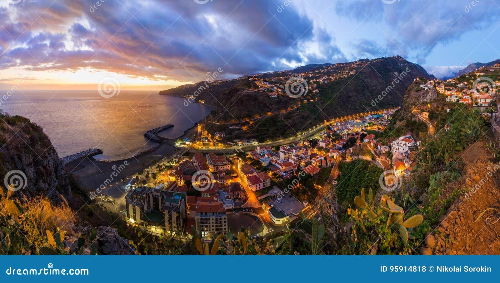 Ciudad Ribeira Brava - Madeira Portugal