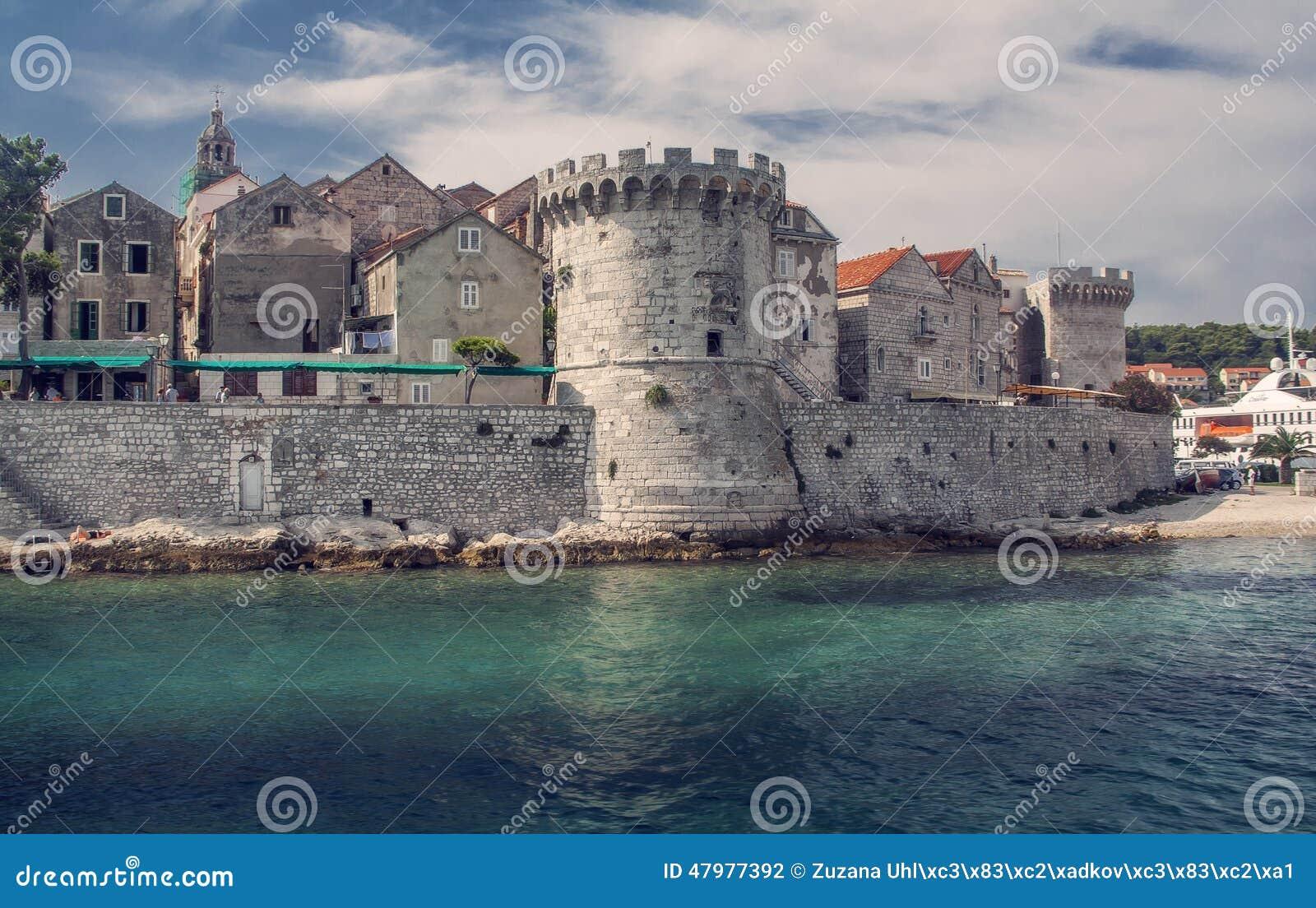 Ciudad vieja croata