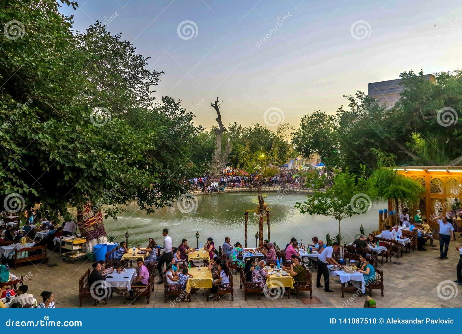 Ciudad vieja 53 de Bukhara