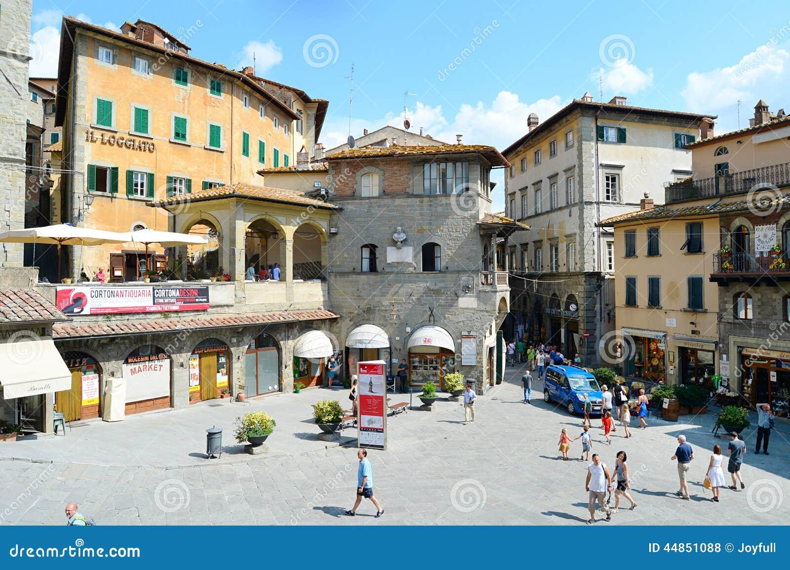 Ciudad vieja de Cortona