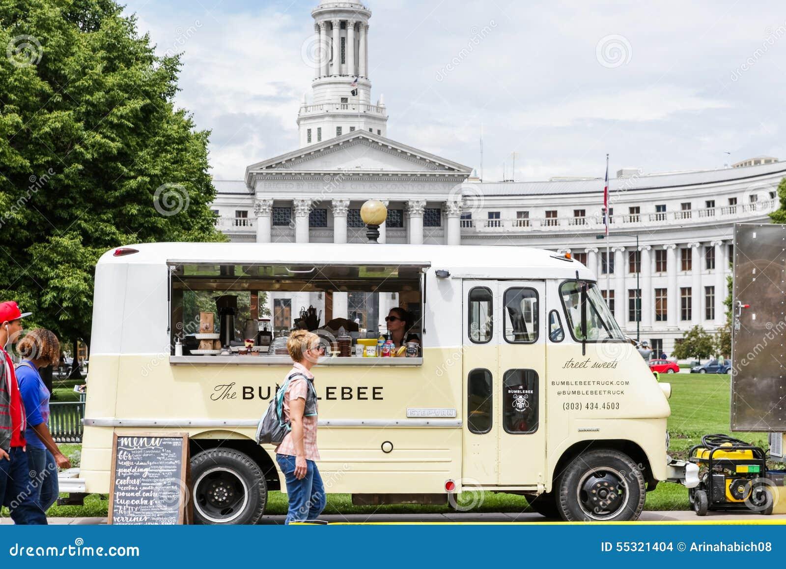 Food Trucks Downtown Denver