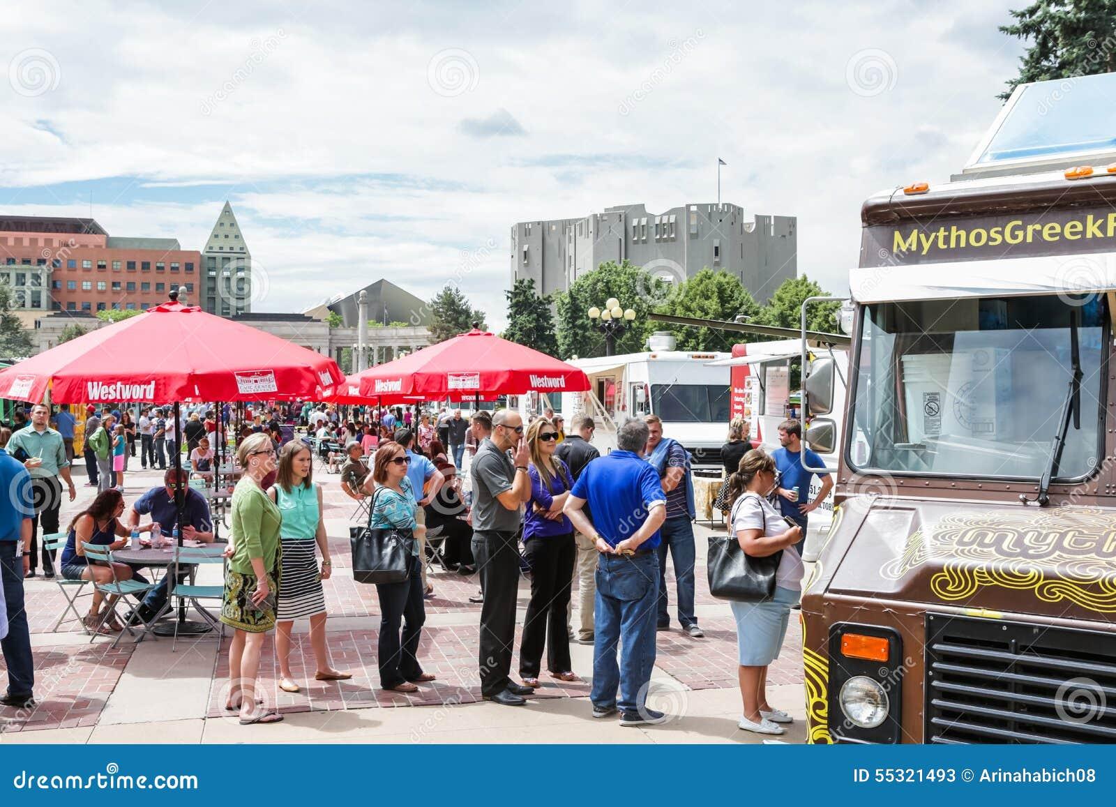Food Trucks Civic Center