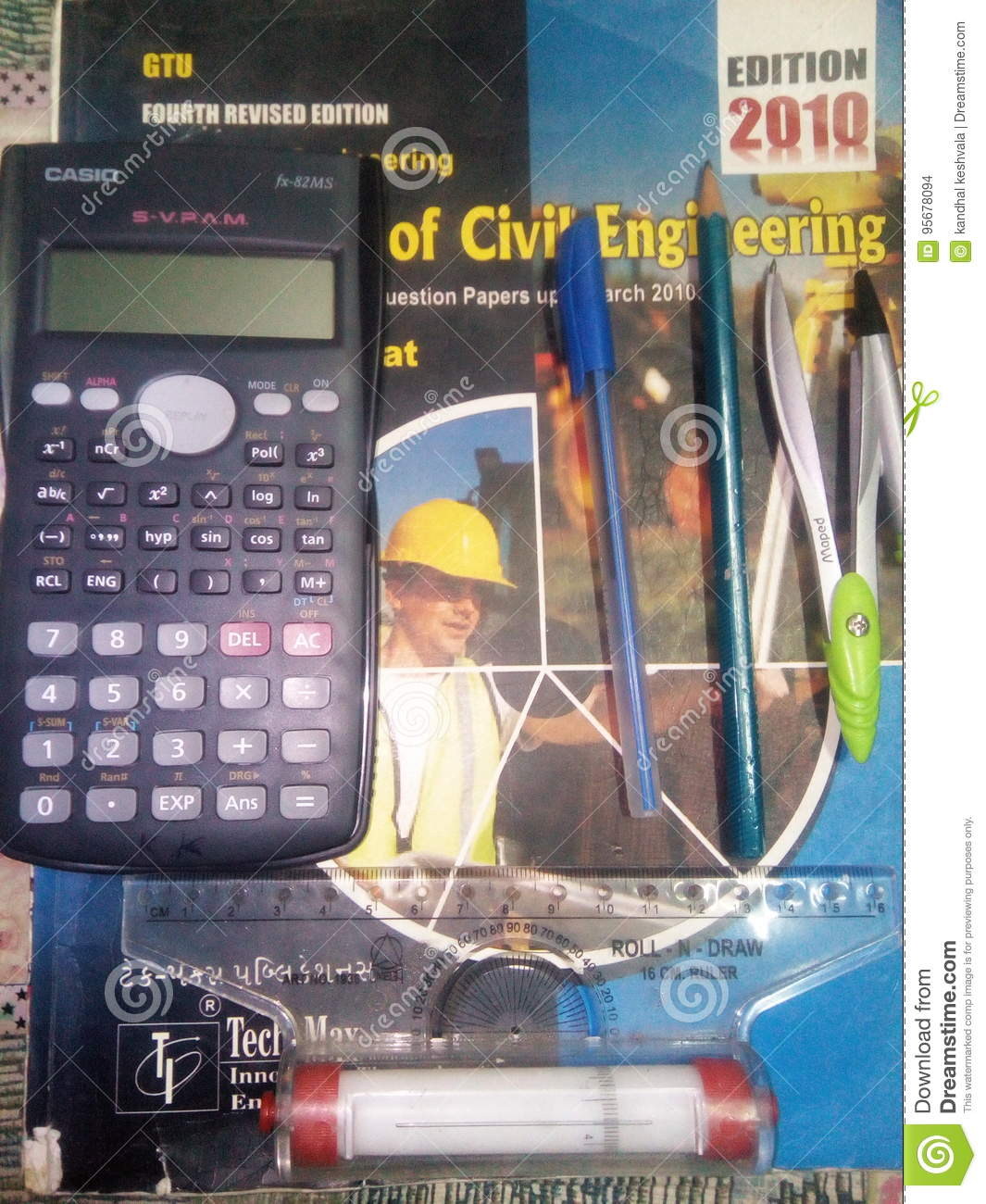 Civil Engineering Material Book