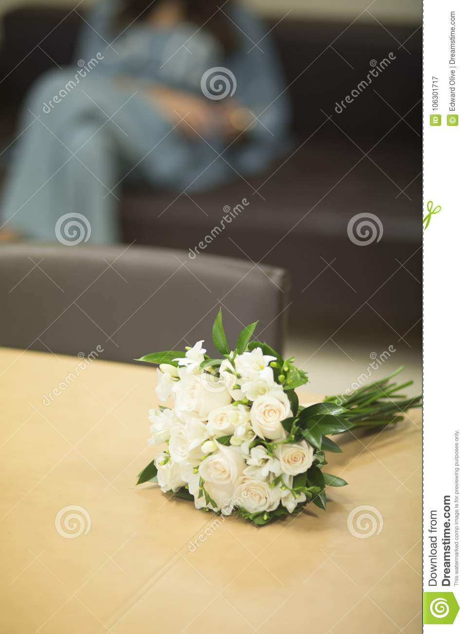 Civil wedding bridal bouquet stock image image of civil posy civil non religious wedding ceremony registry office bridal bouquet of roses flowers of the bride izmirmasajfo