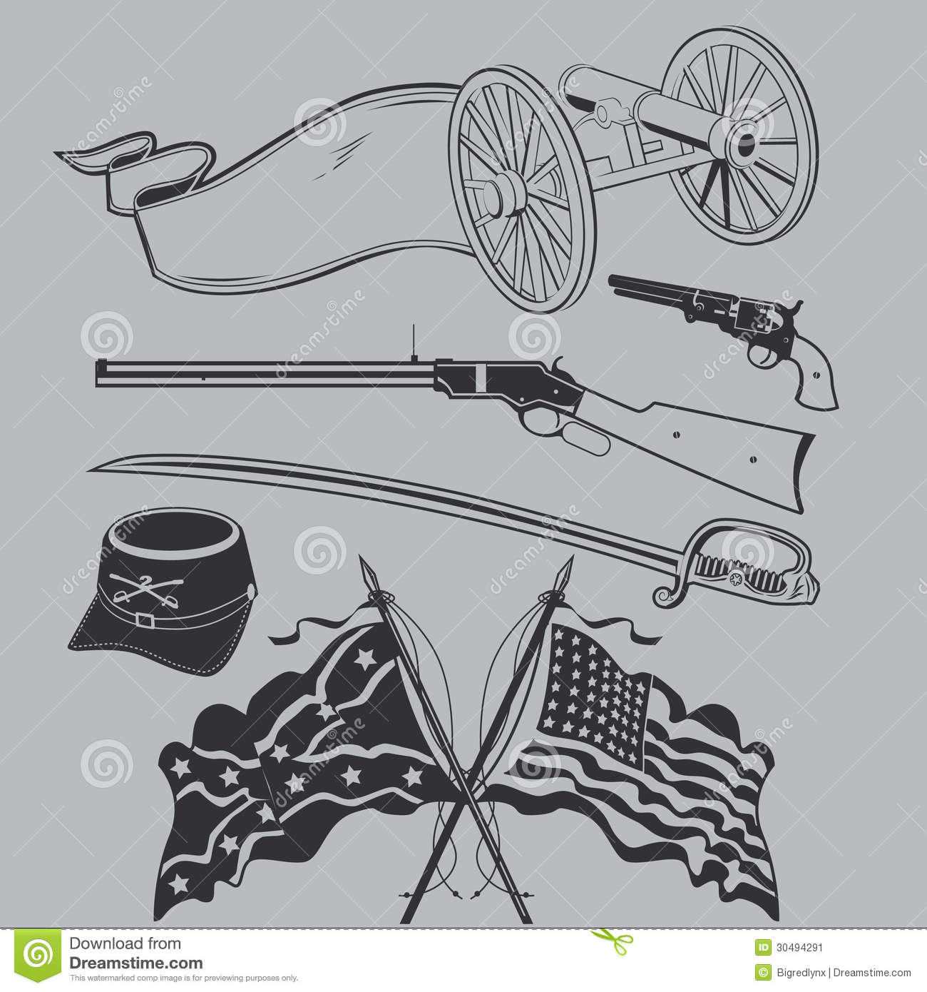 war weapons clipart - photo #10