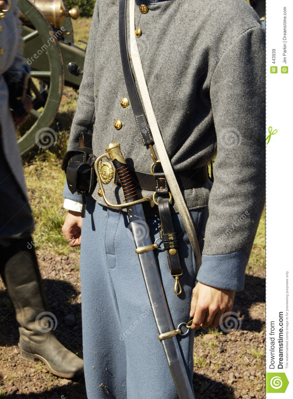 Civil War Uniform 1