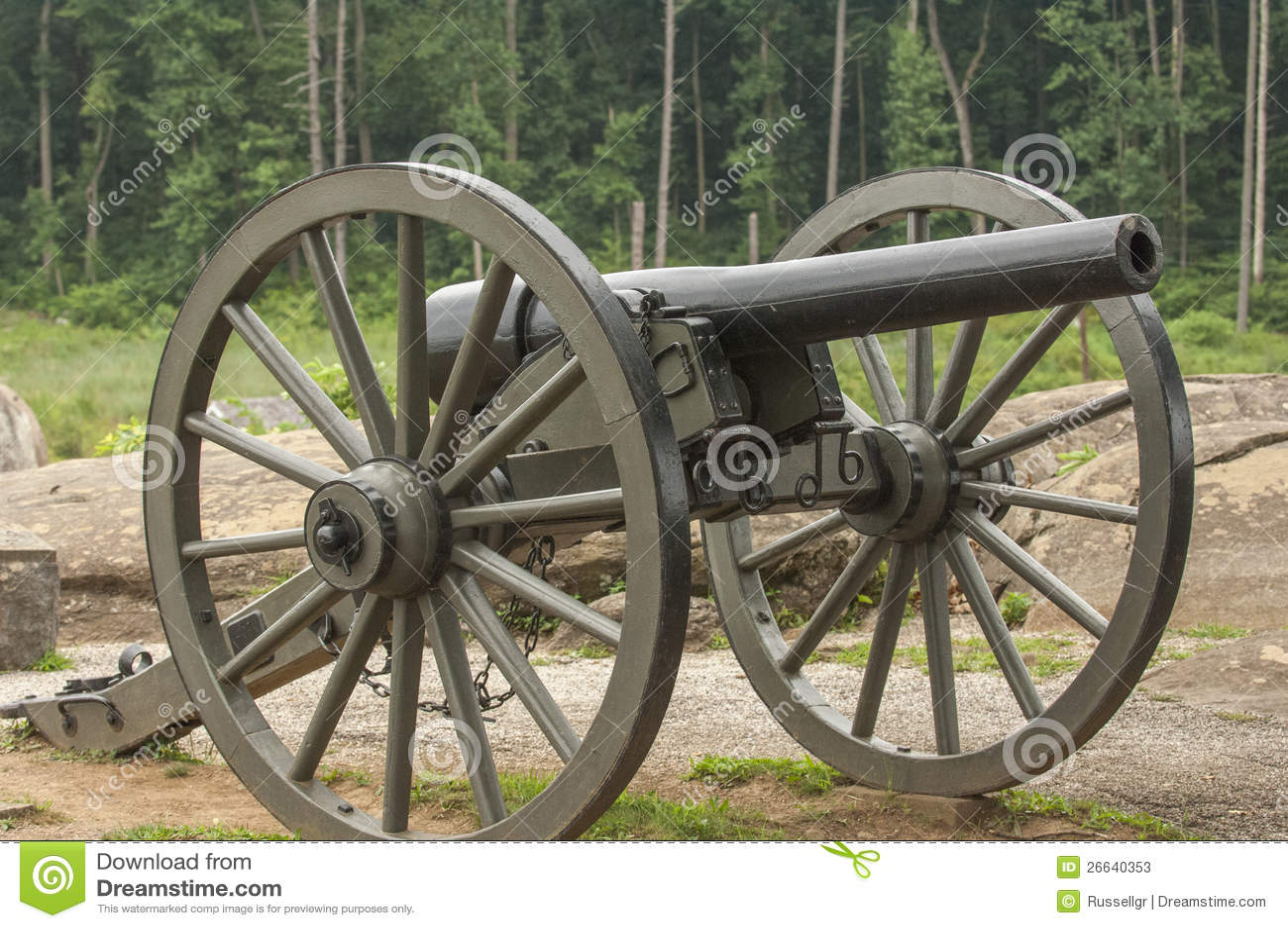 More similar stock images of civil war weapons