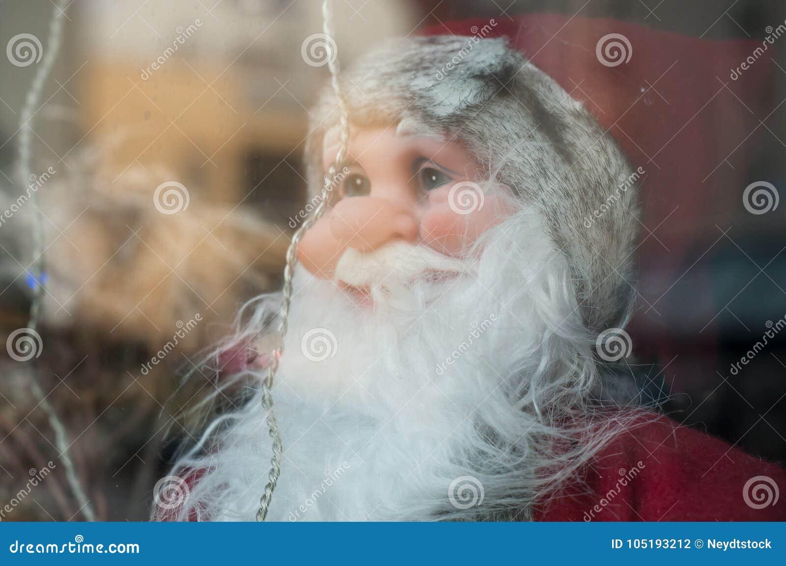 Cláusulas de Santa para a decoração do Natal