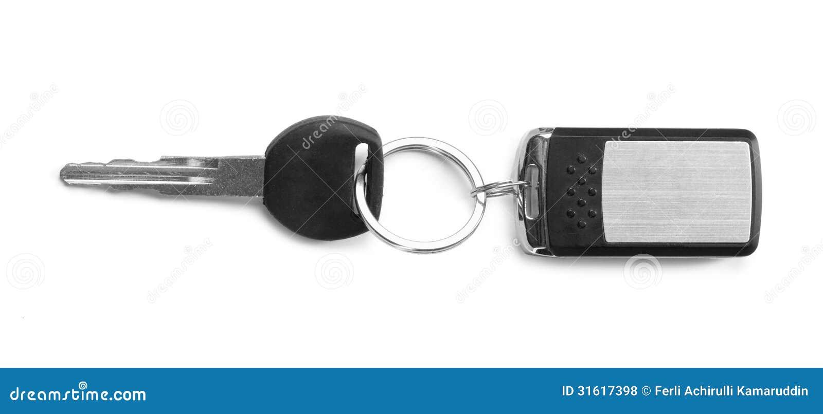 Clé à distance de voiture