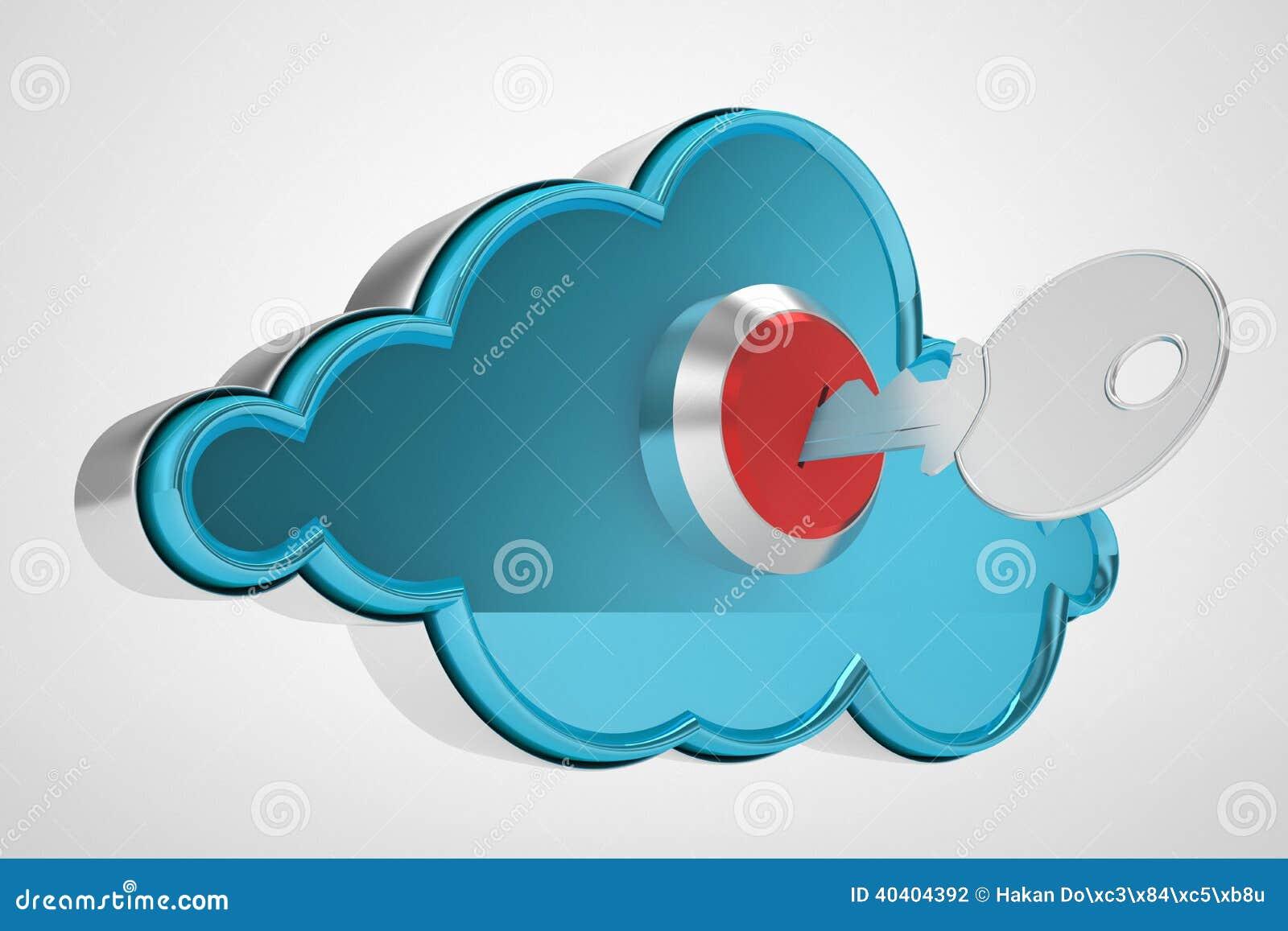 Clé de calcul de nuage