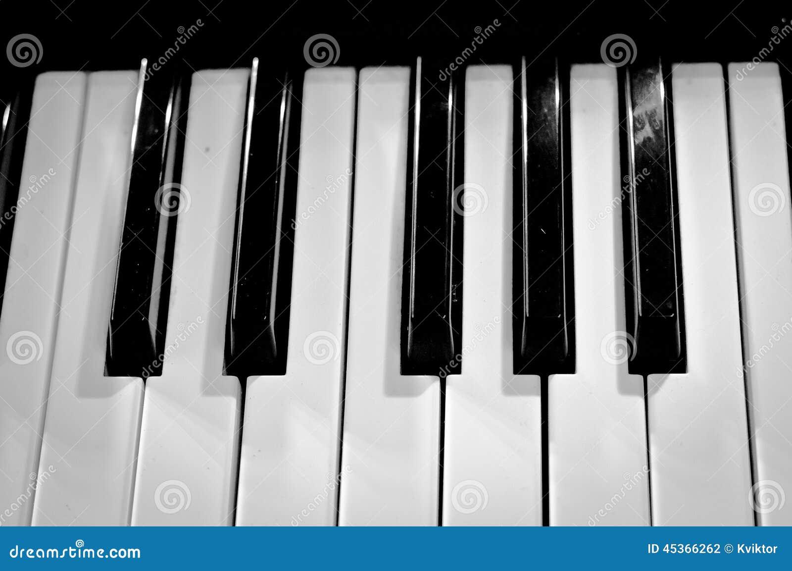 Clés de piano