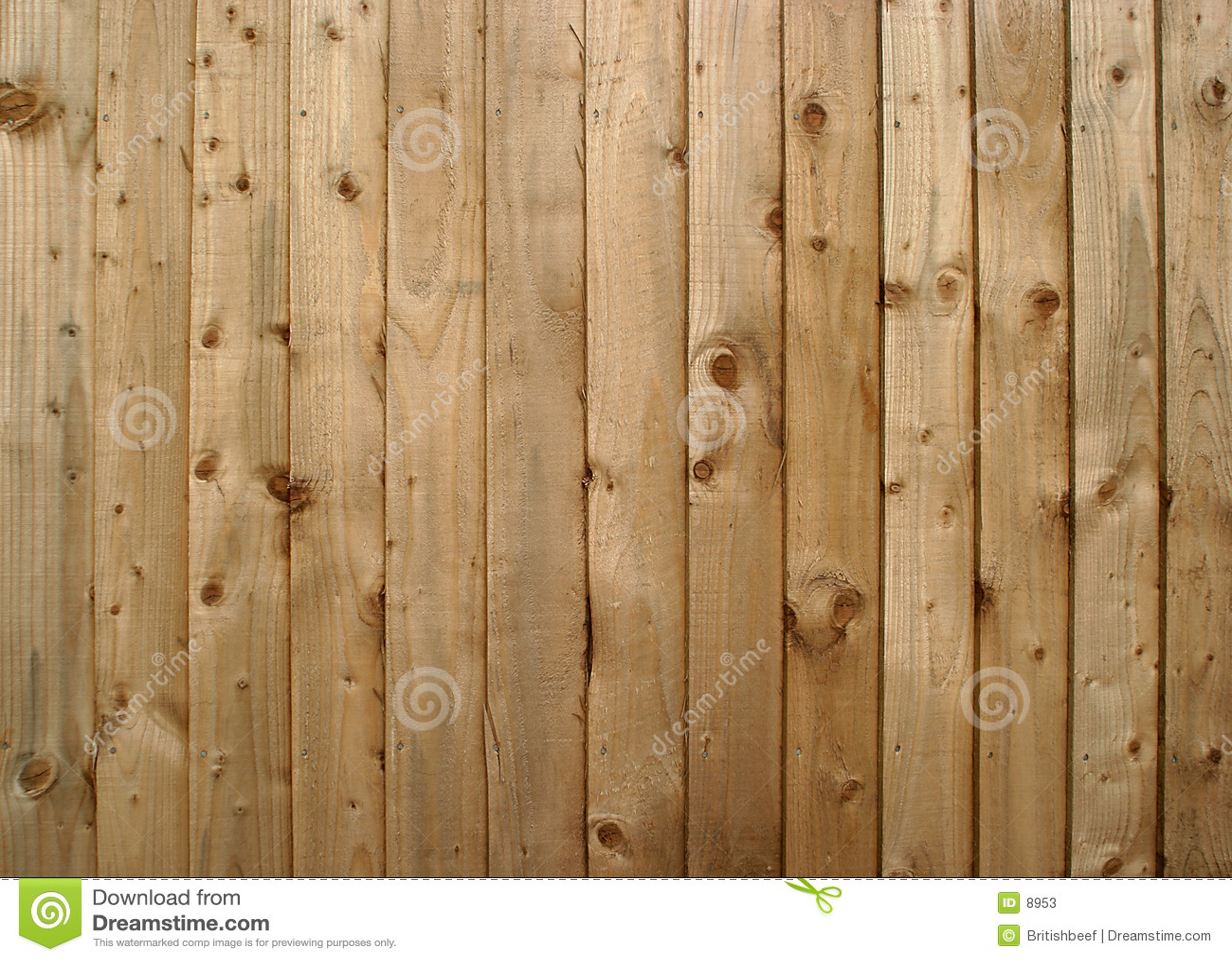 Clôture du bois