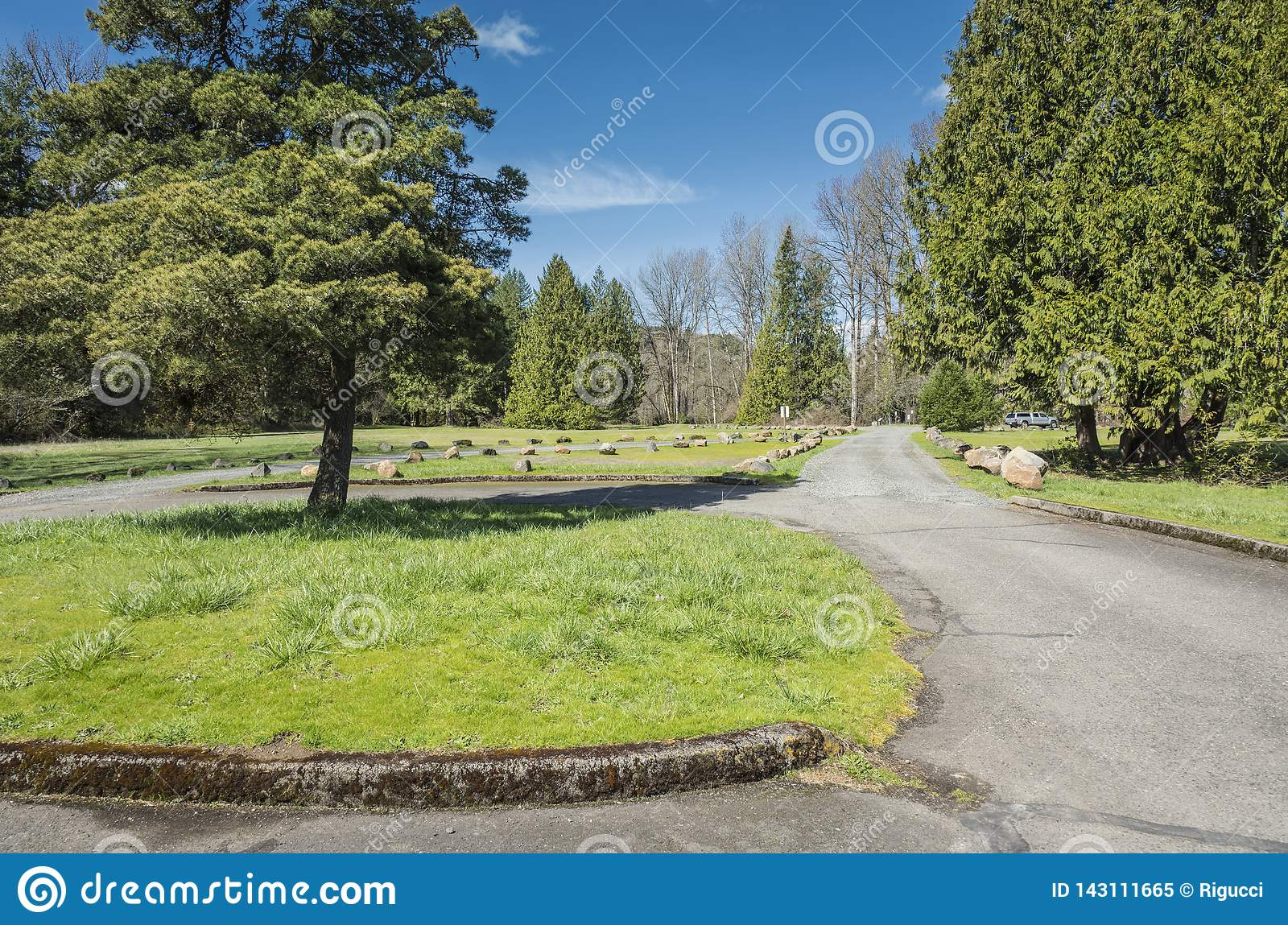 Clackamas County State Park Oregon State Stock Image Image Of Landscape Outdoor 143111665