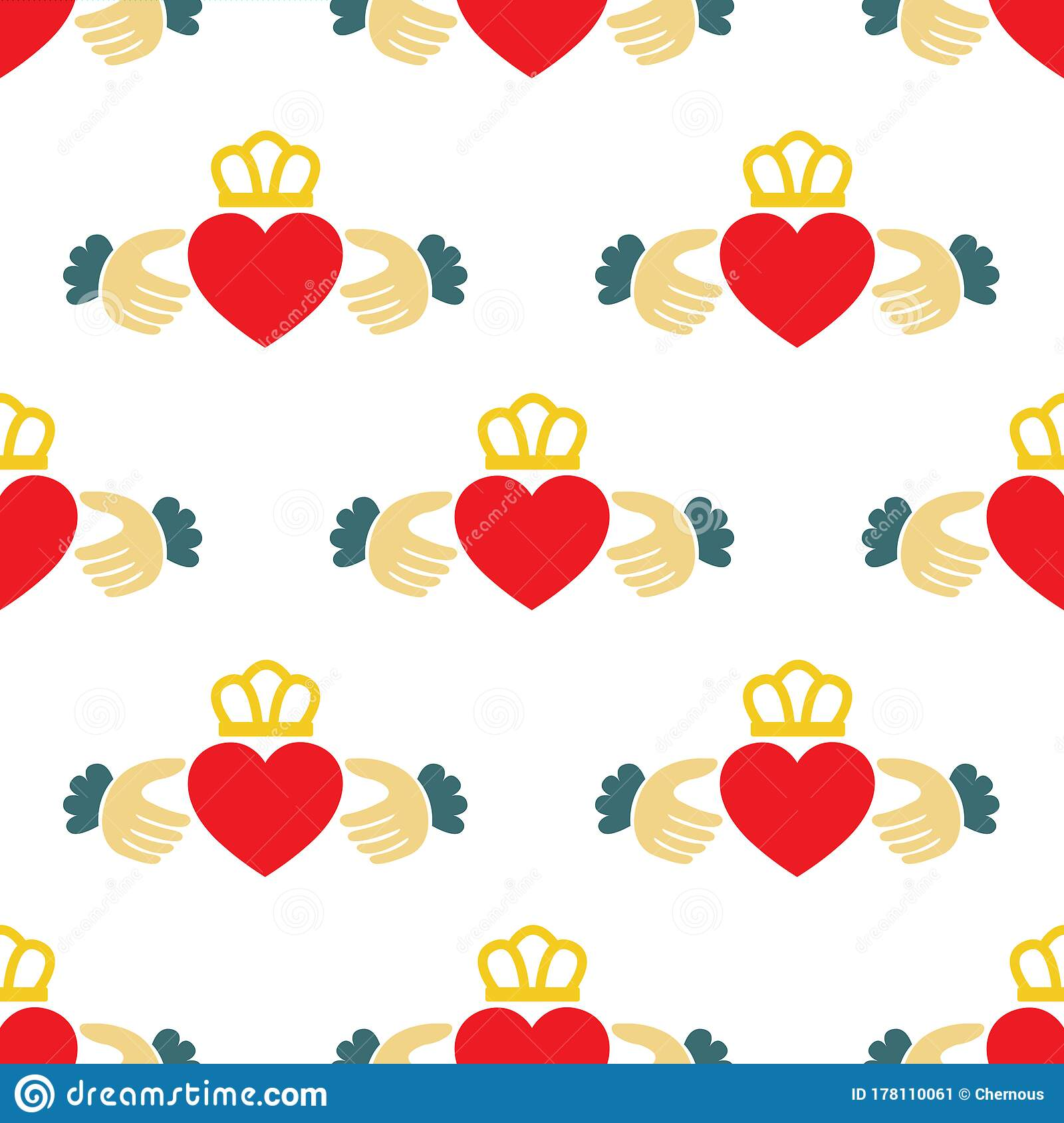 Claddagh Stock Illustrations 84 Claddagh Stock Illustrations Vectors Clipart Dreamstime