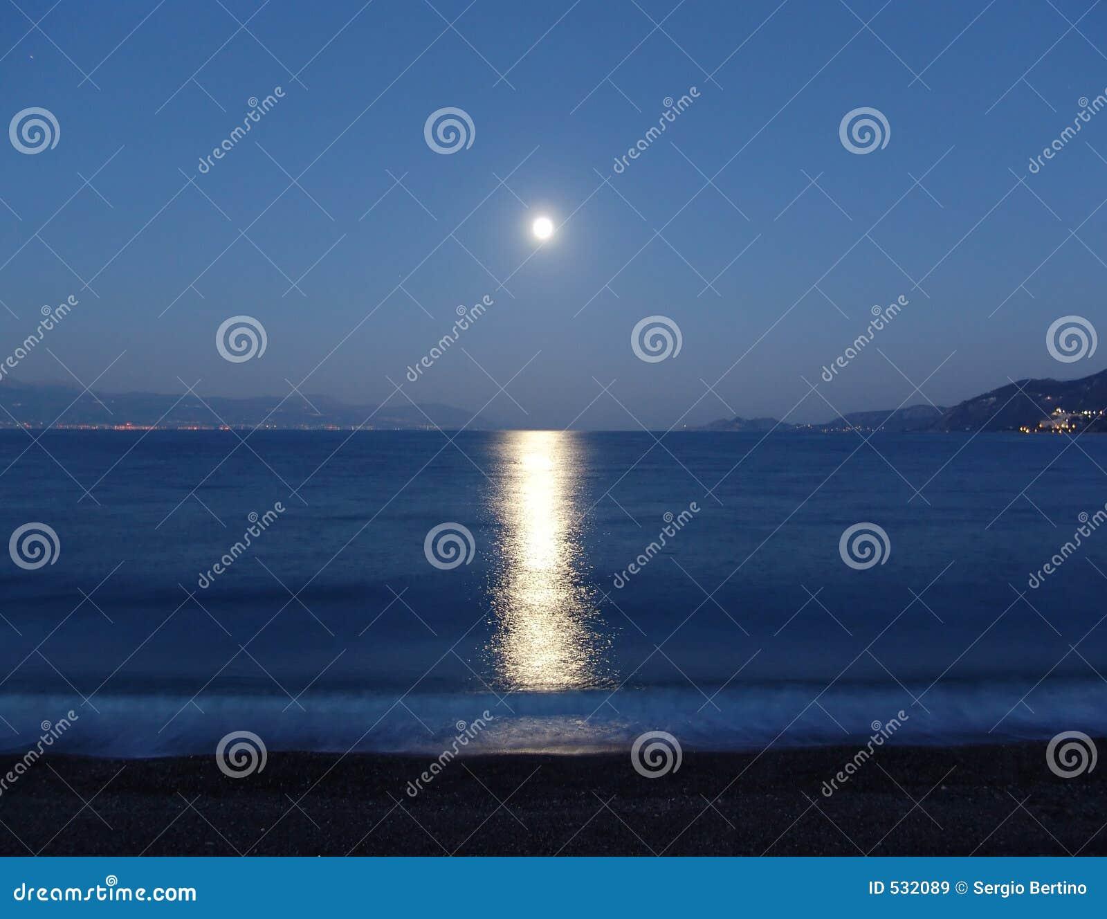 Clair de lune romantique