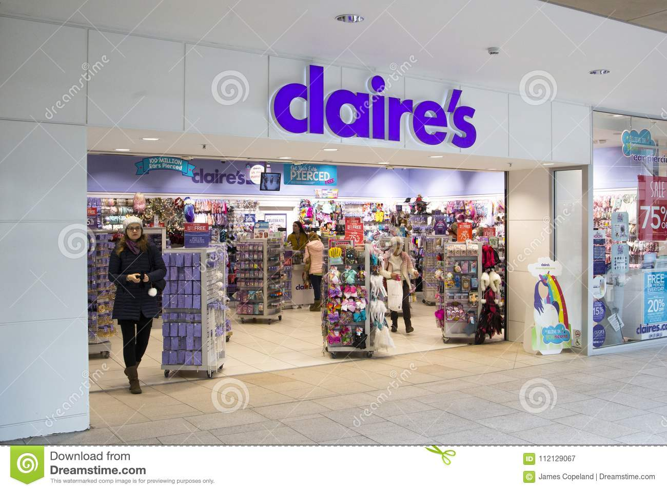 claire's stores stock symbol - HD1300×957