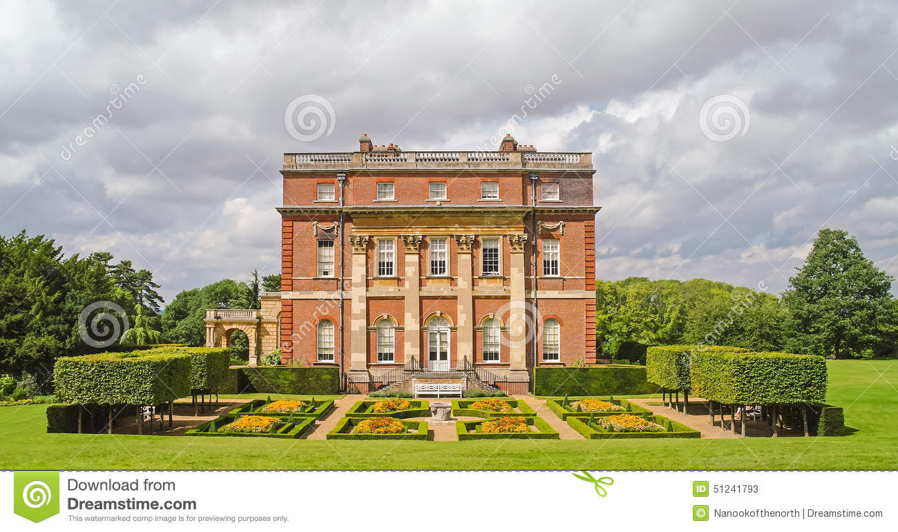 Clandon England Garden Home House Park