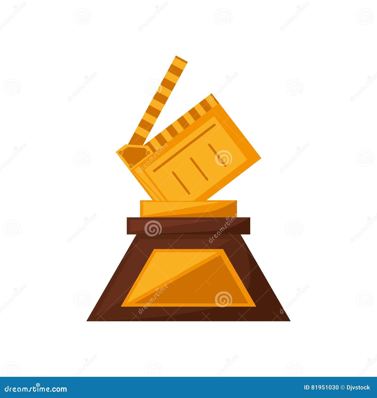 Clapper Film Trophy Awards Golden