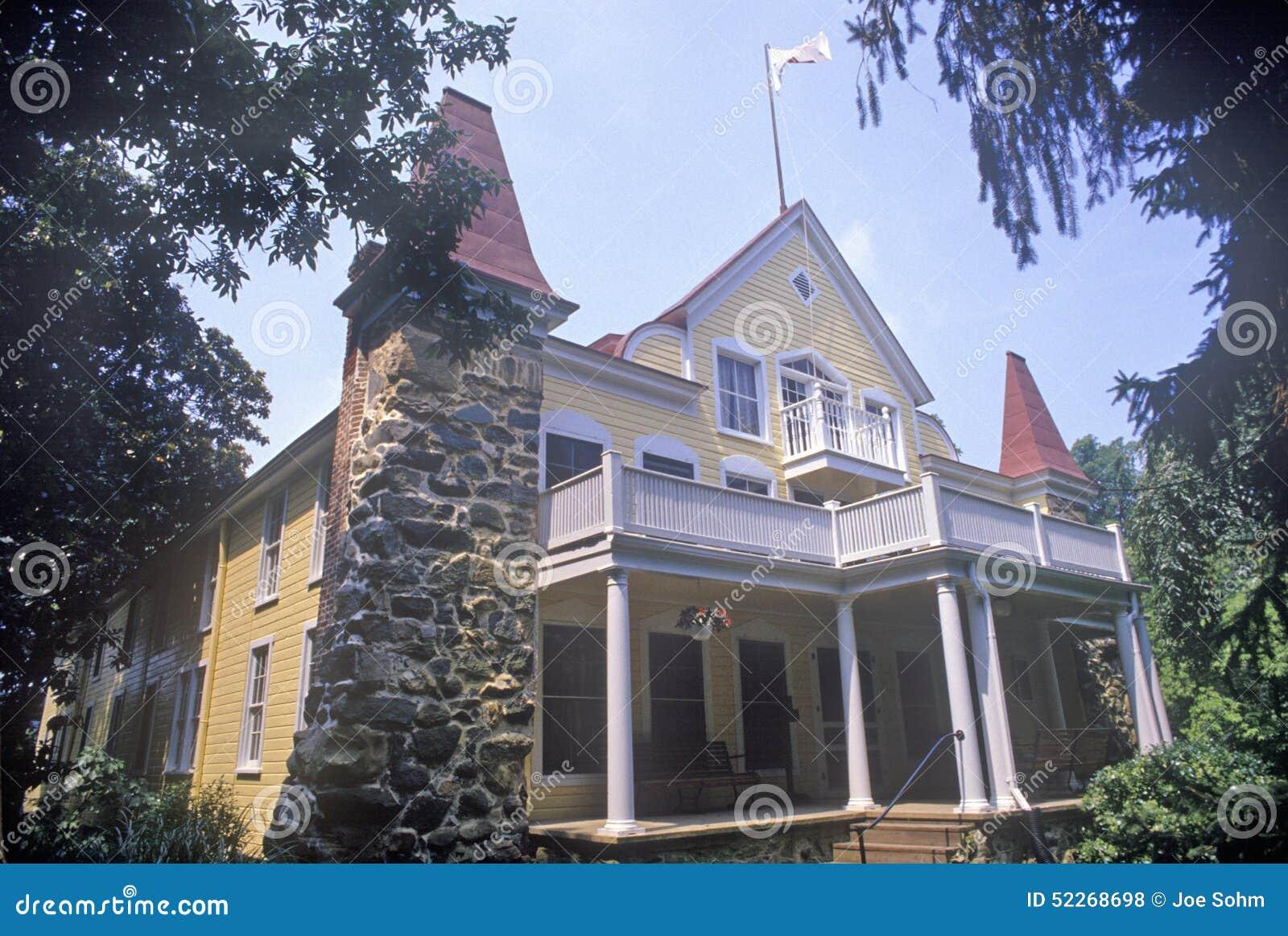 Clara Barton House, Glen Echo, Maryland