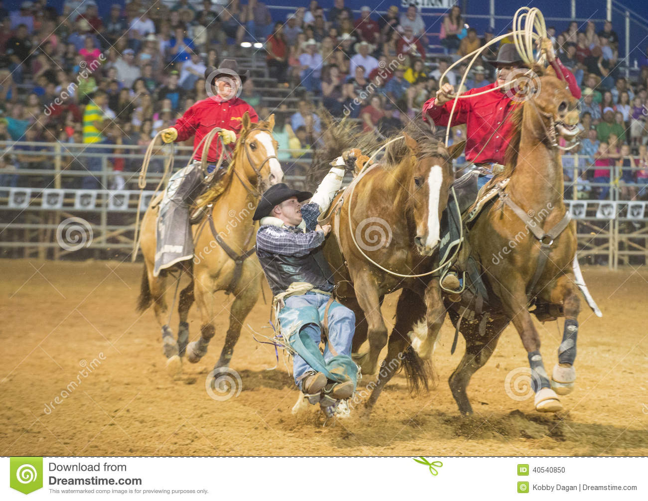 The Clark County Fair And Rodeo Editorial Image Image