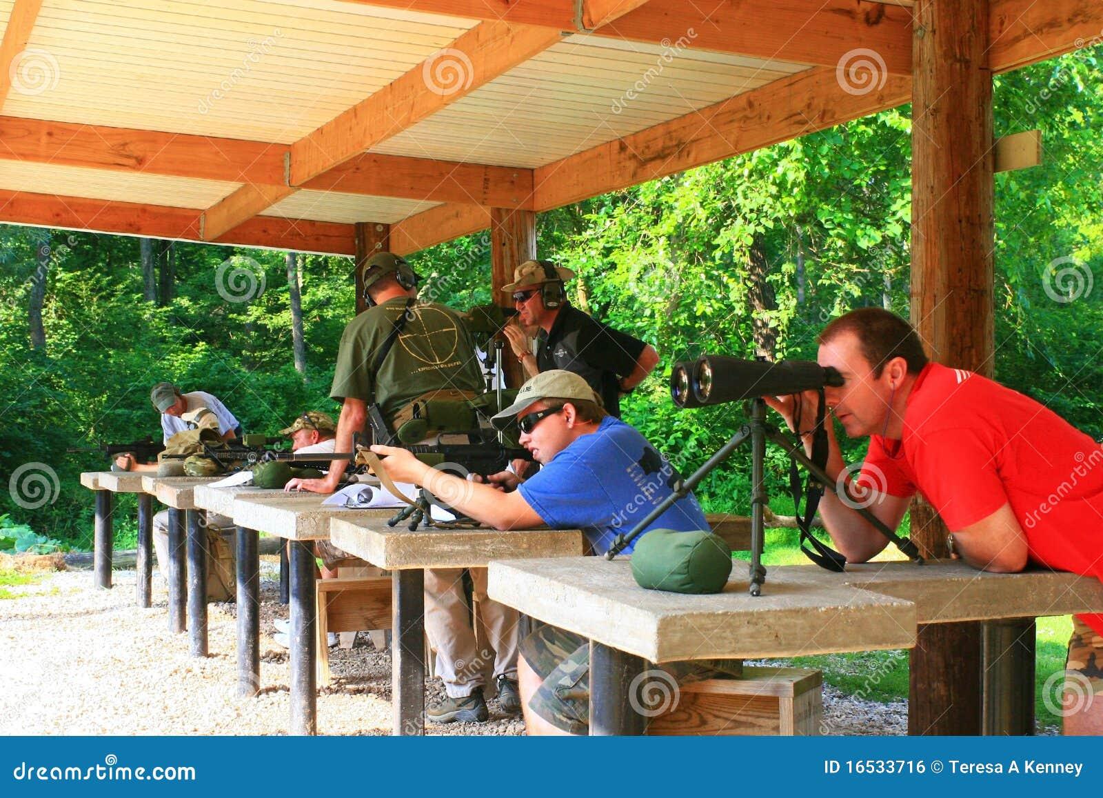 Clase de las armas de fuego