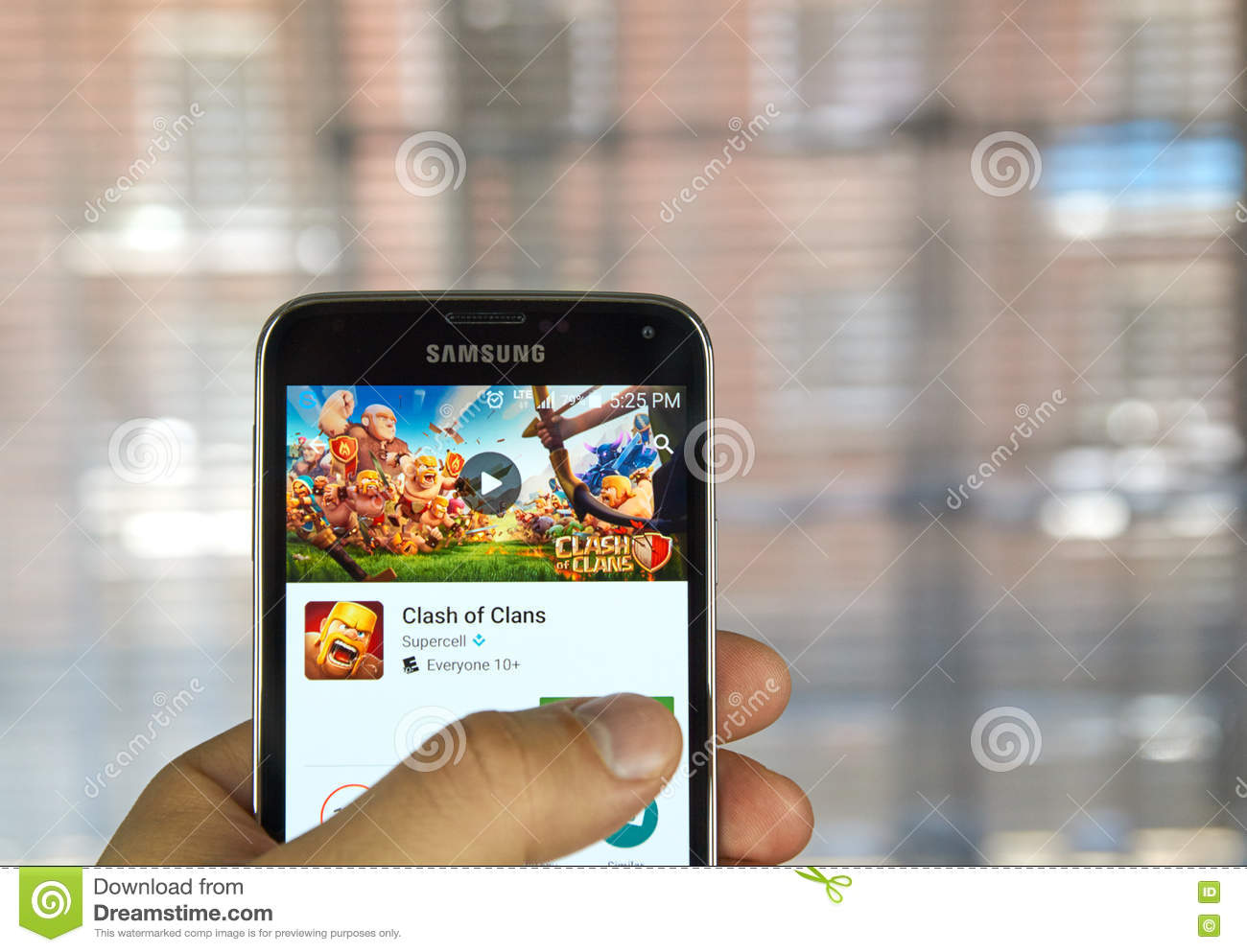 clash of clans link ios to android