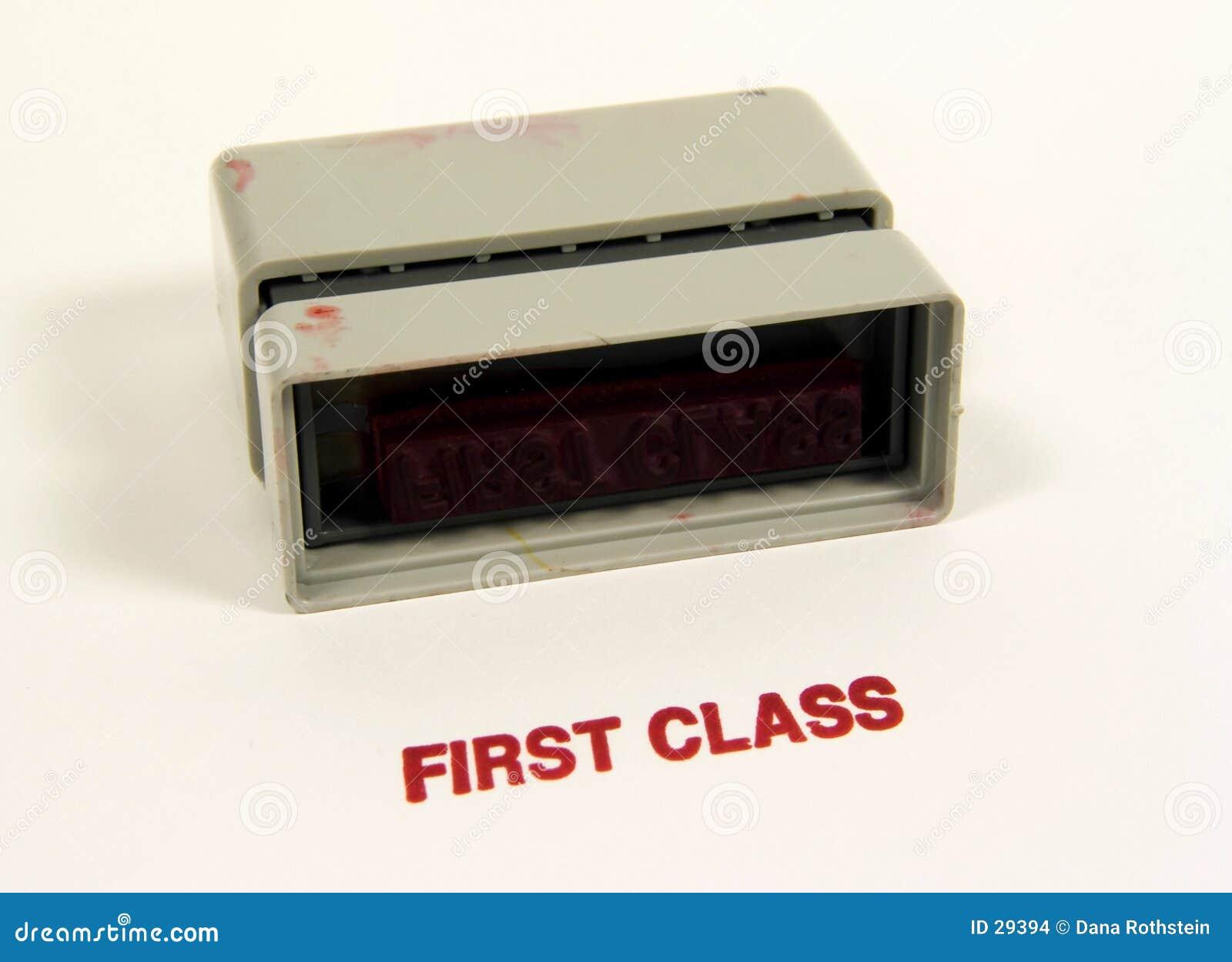 Class först