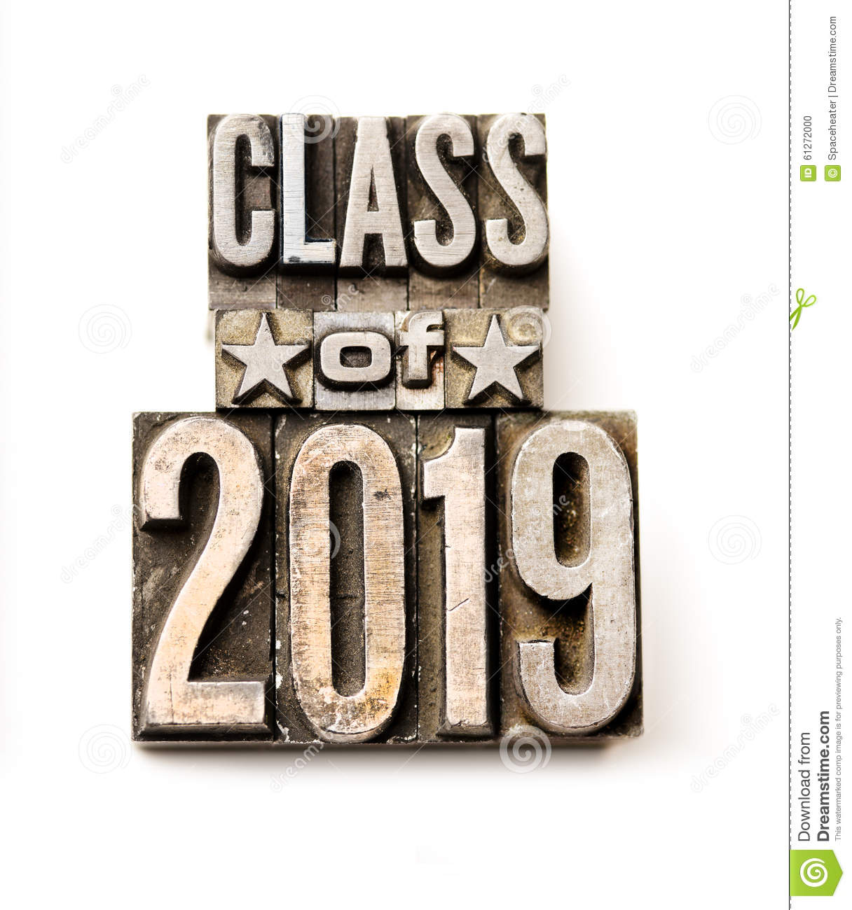 The class of 2019