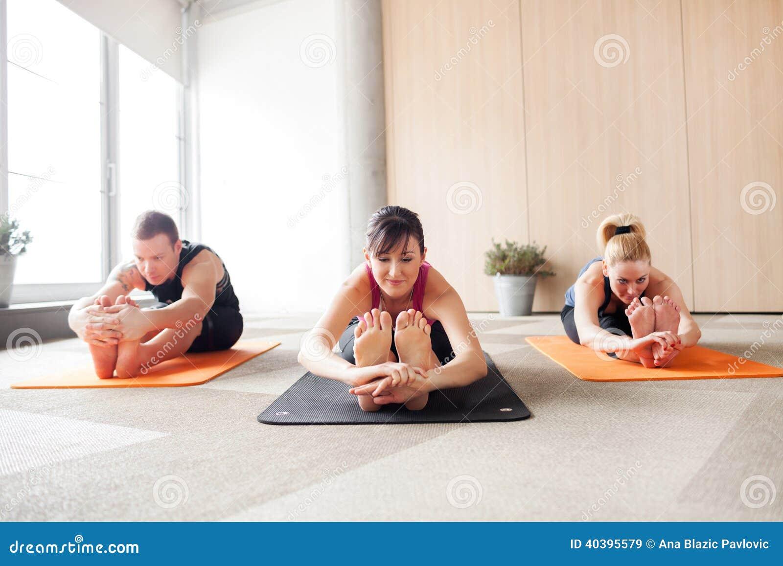 Classe da ioga