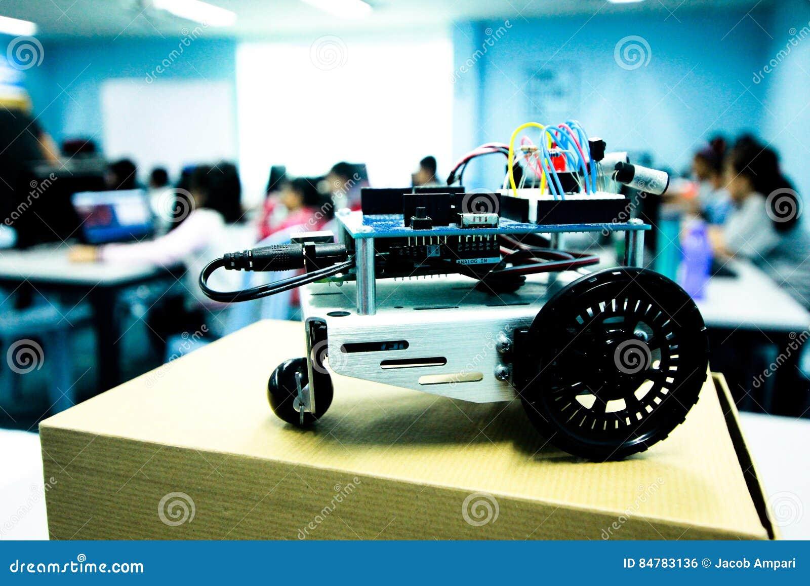 Classe robótico