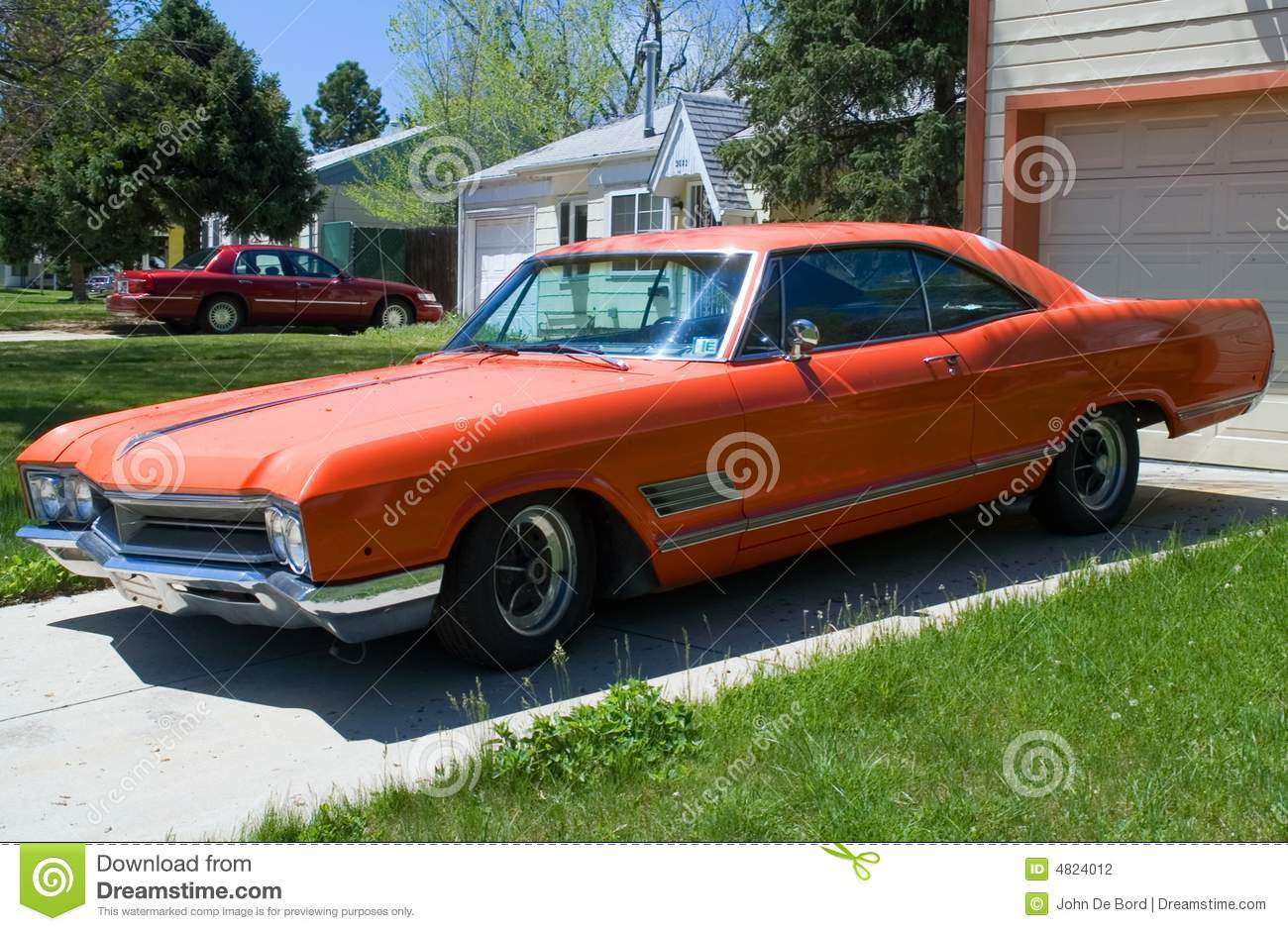 Classic Muscle Car Stock Photos Images Pictures Images