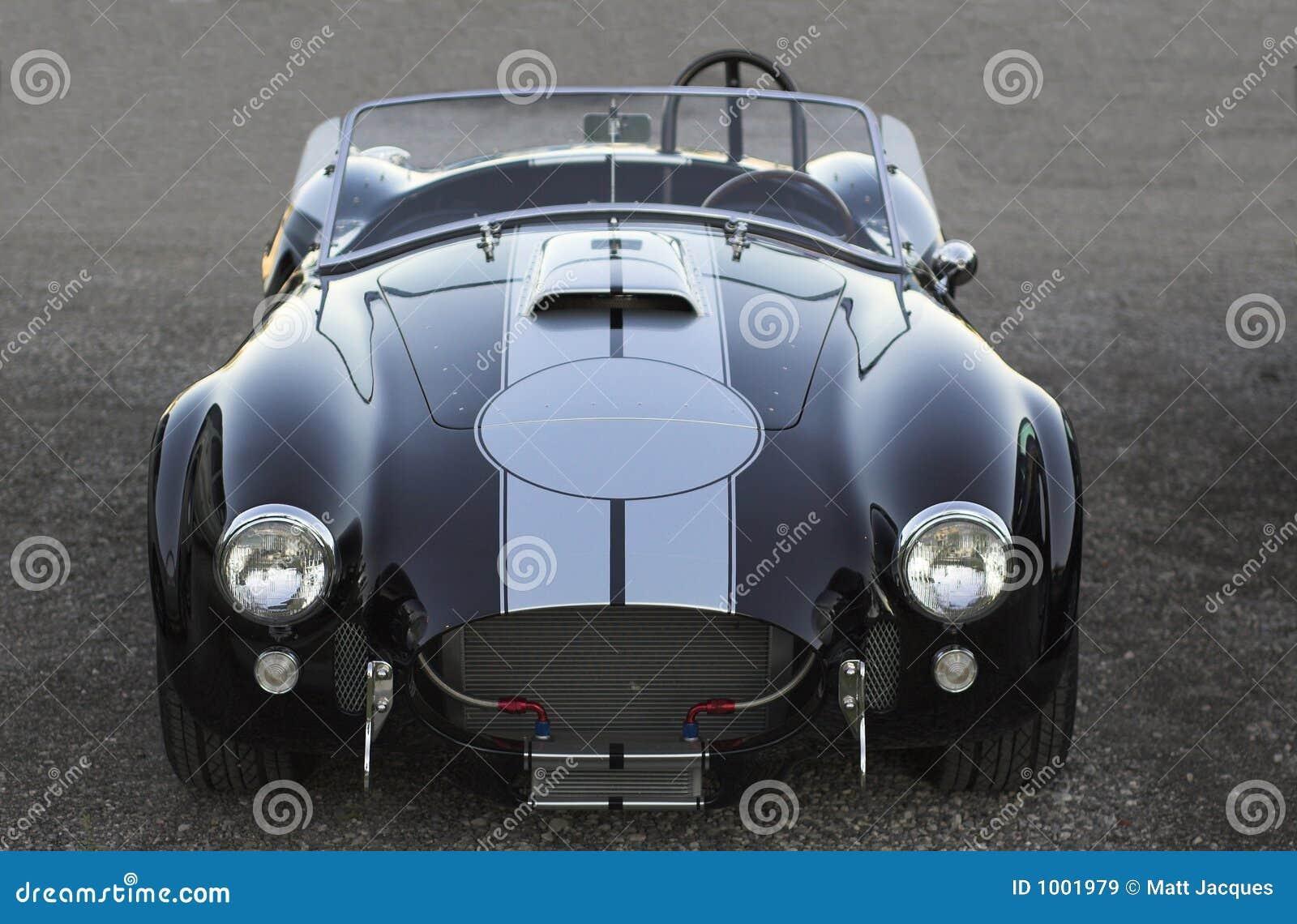 Classic AC Cobra stock image  Image of luxury, roadster