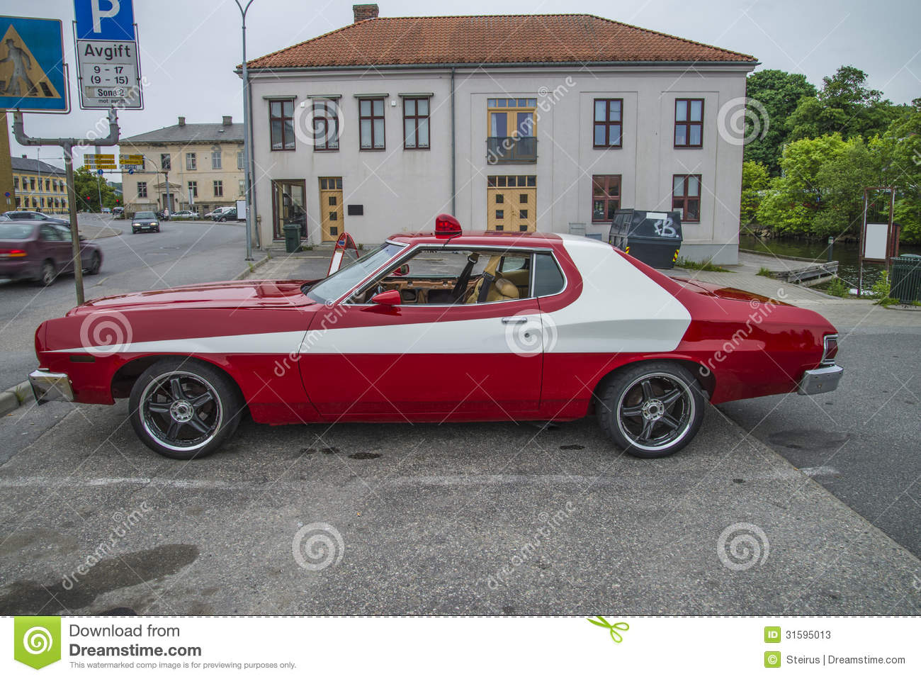 Red Gran Torino Editorial Photo Image Of Outdoors Cruise 53213871 1964 Ford Grand Classic Amcar 1974 Stock Photos