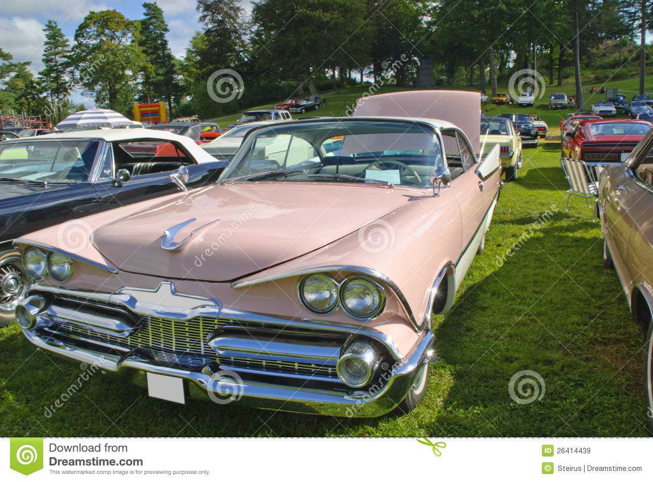 Classic american cars 59 dodge stock image image 26414439 for Classic american