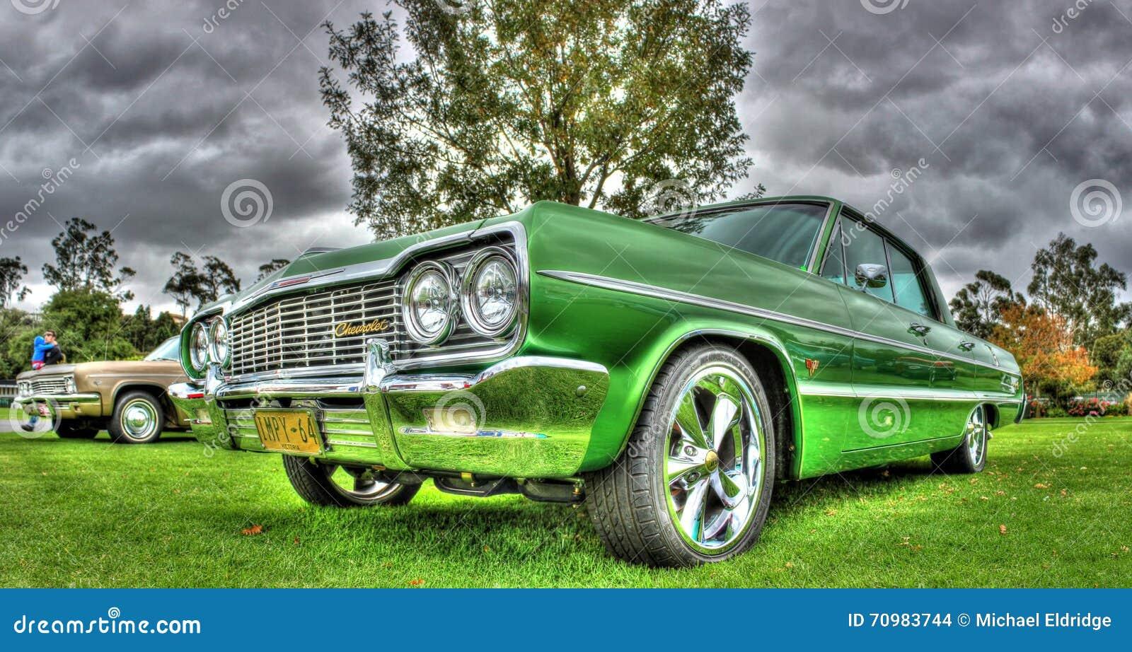 Racv Classic Car Show Flemington