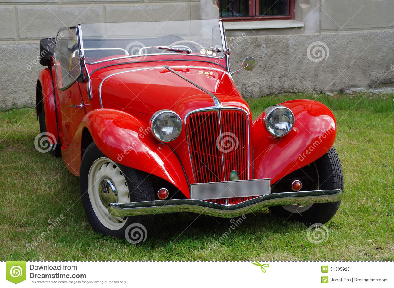Classic antique car - Aero stock image. Image of convertible - 31805925