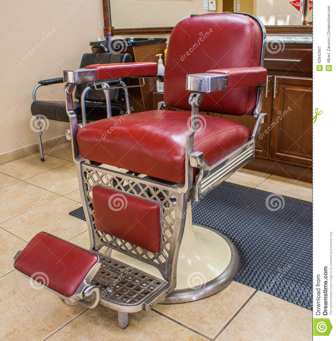 Classic barber shop chairs - Royalty Free Stock Photo Download Classic Barber Chair