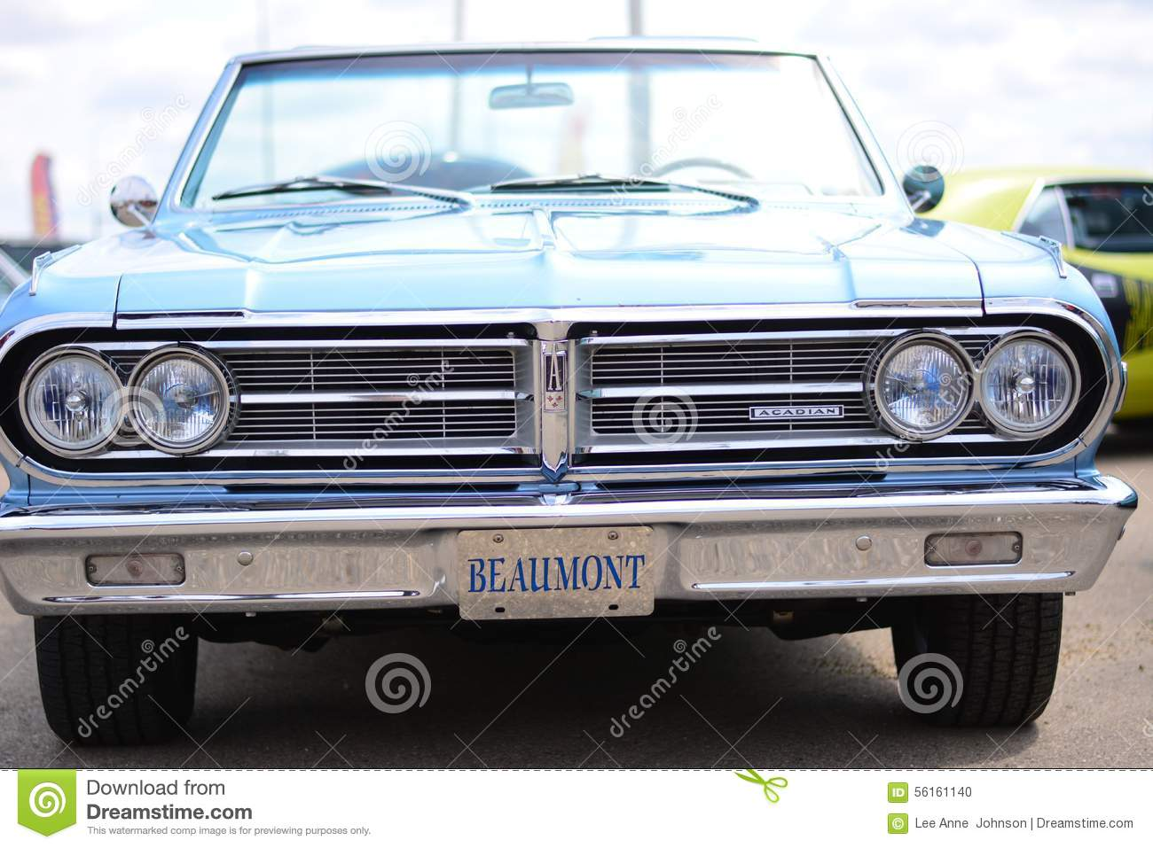 classic car blue convertible beaumont chevrolet editorial image. Cars Review. Best American Auto & Cars Review