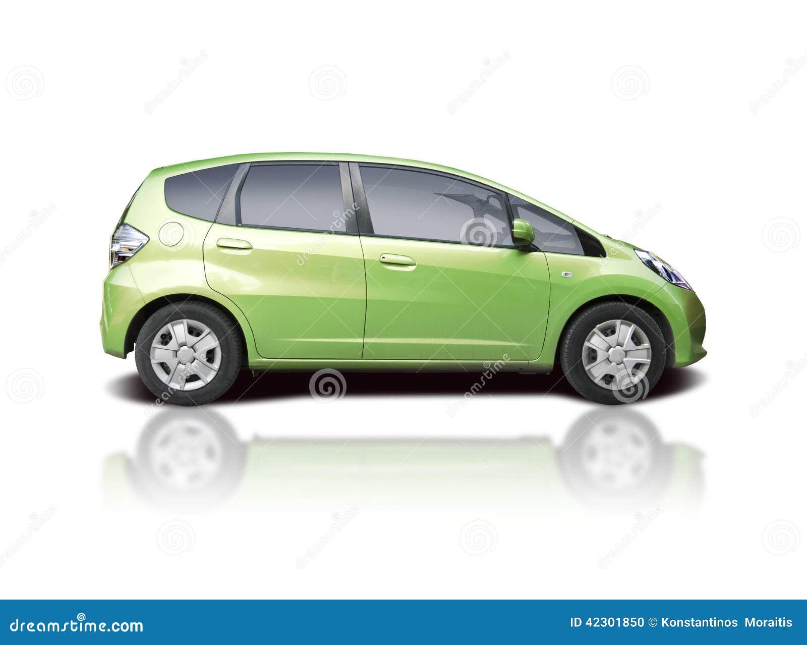 Honda Jazz Stock Photo Image Of Honda Green Transportation 42301850