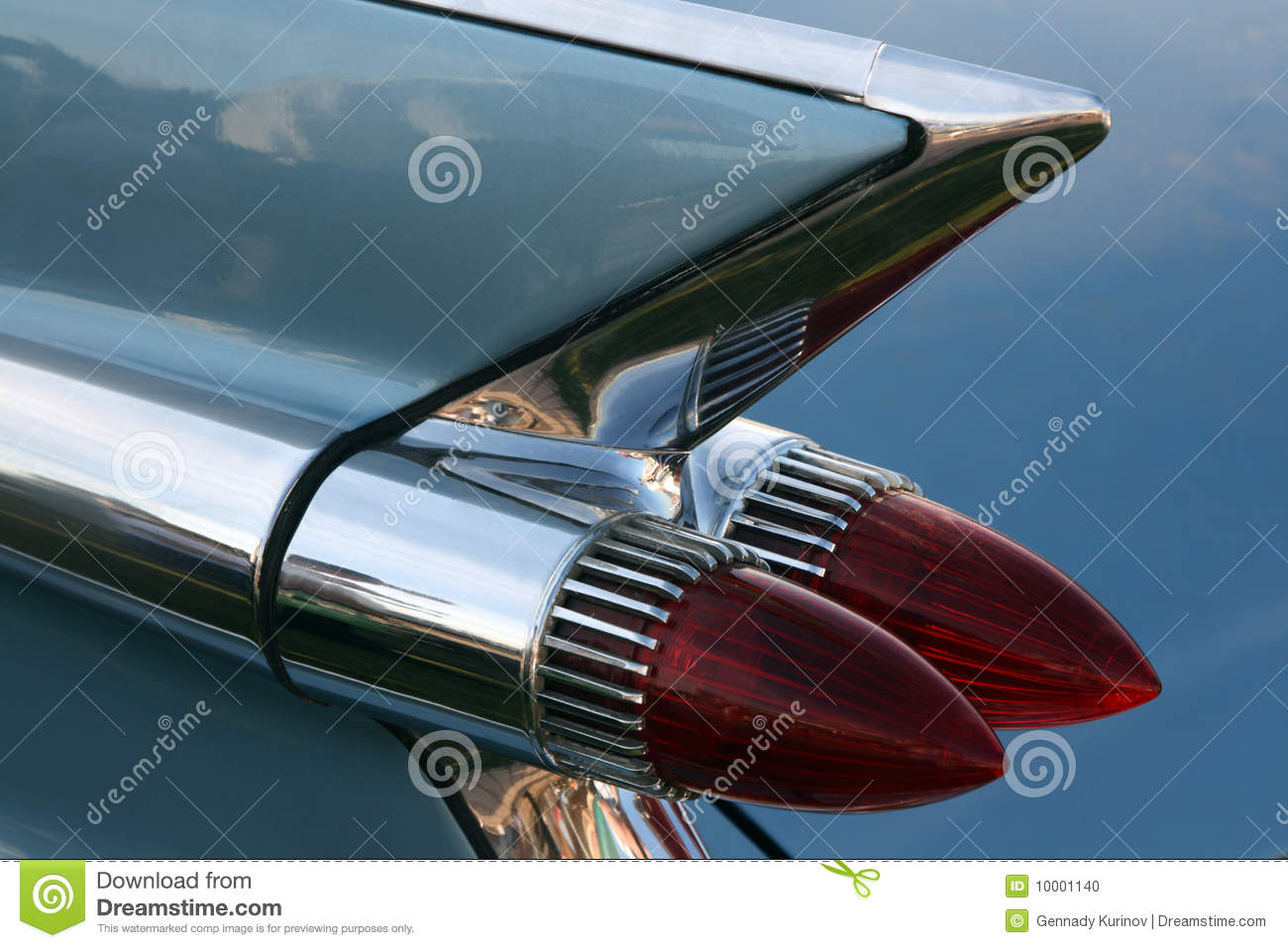 Classic car tail light stock photo image of american for American classic lighting
