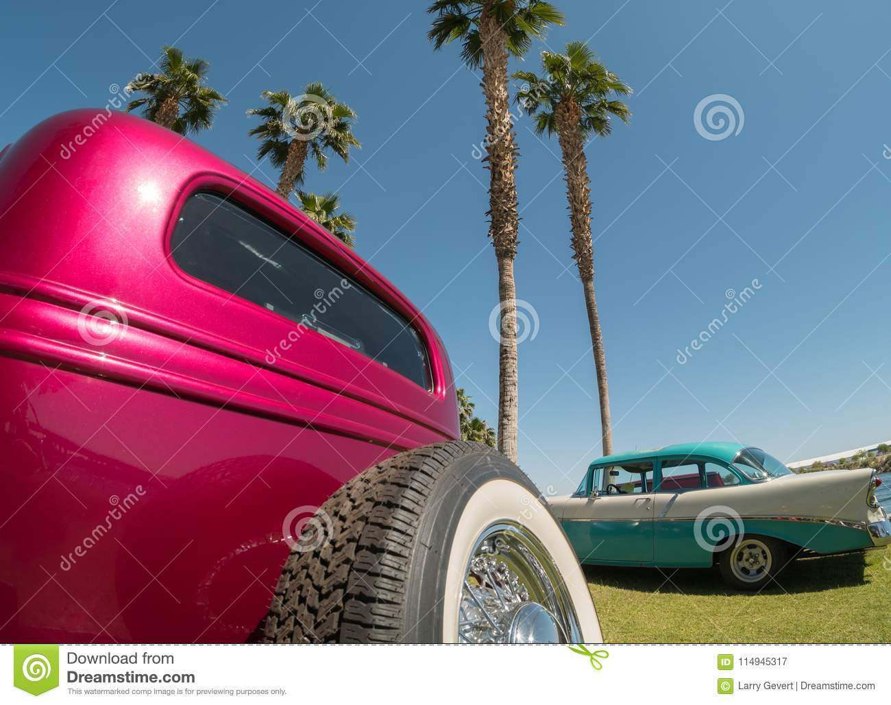 Classic Car Show And Shine Stock Image Image Of Event - Laughlin car show