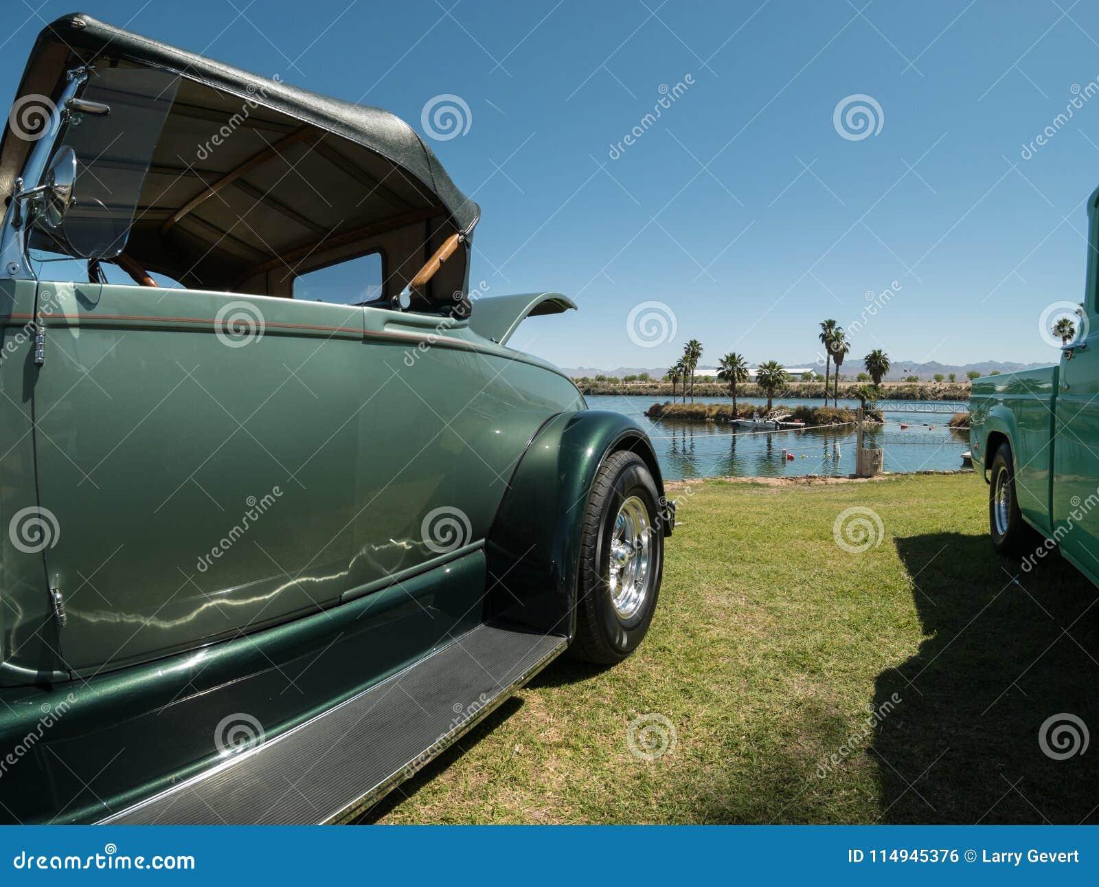 Classic Car Show And Shine Stock Photo Image Of Laughlin - Laughlin car show